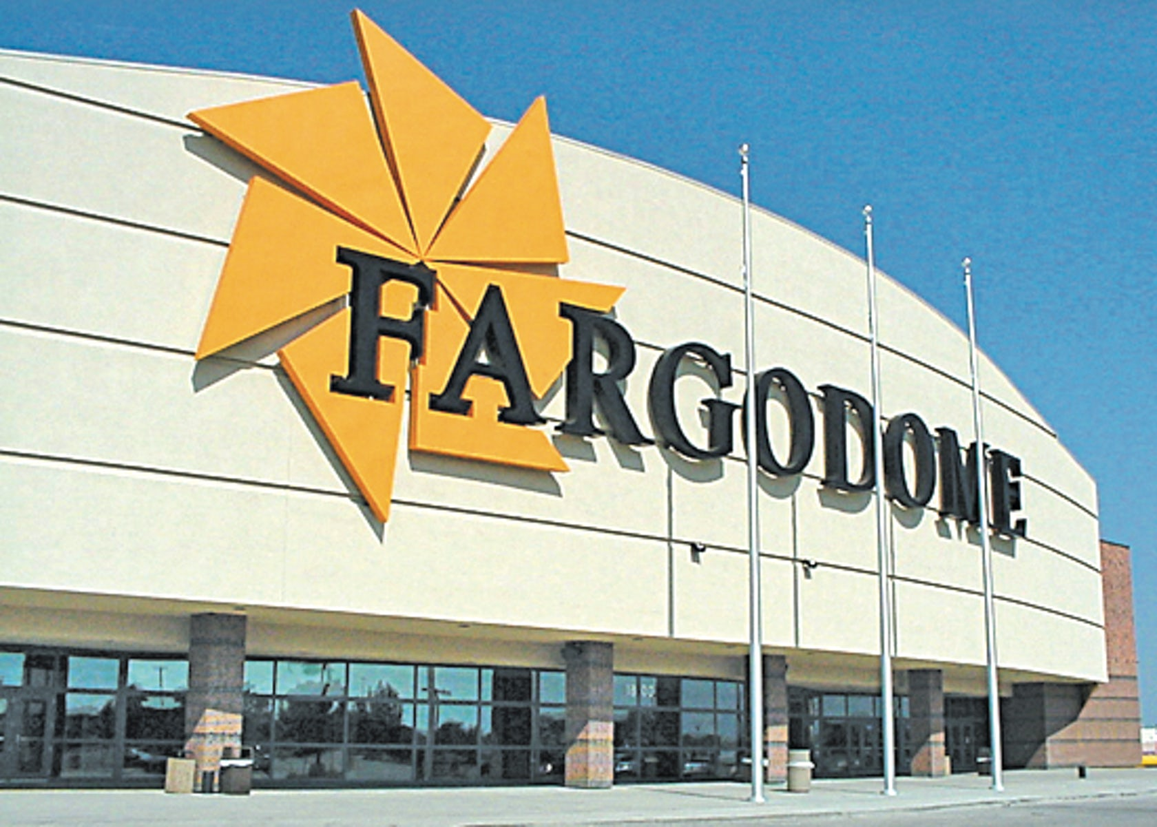 Fargodome architizer for University motors fargo nd