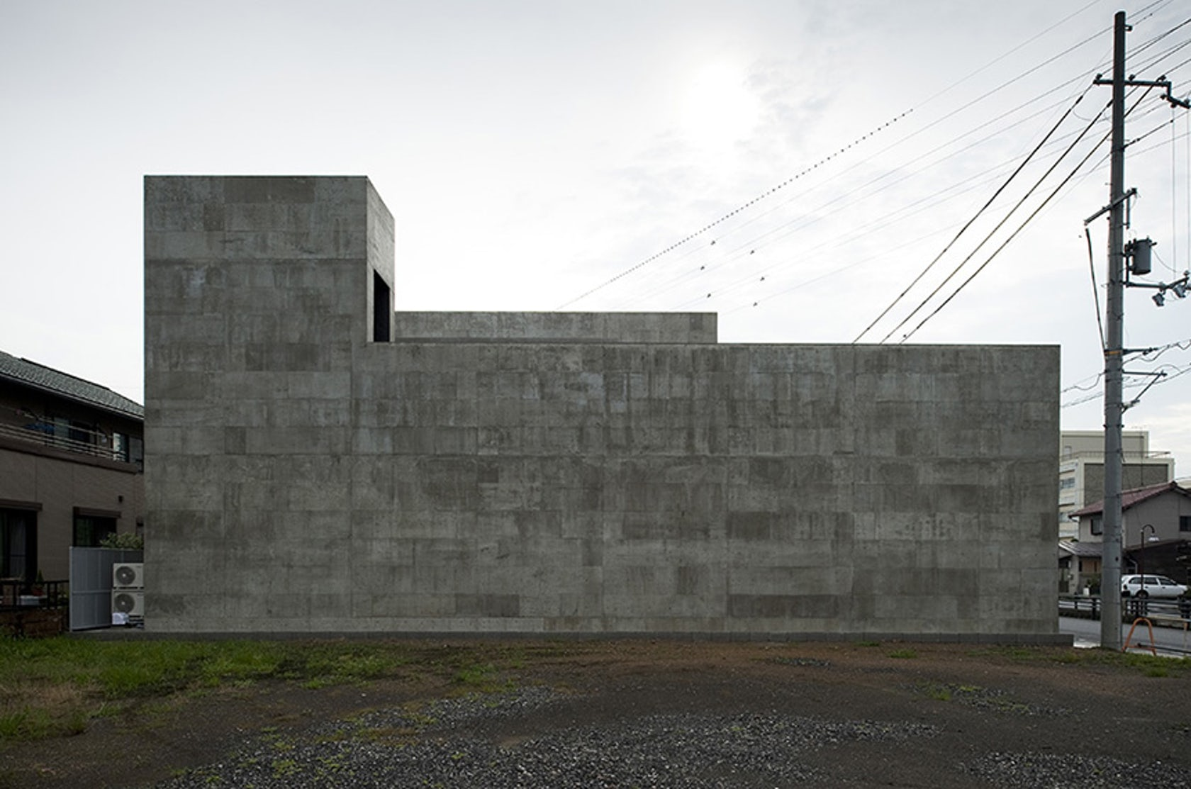 The House of Silence - Architizer