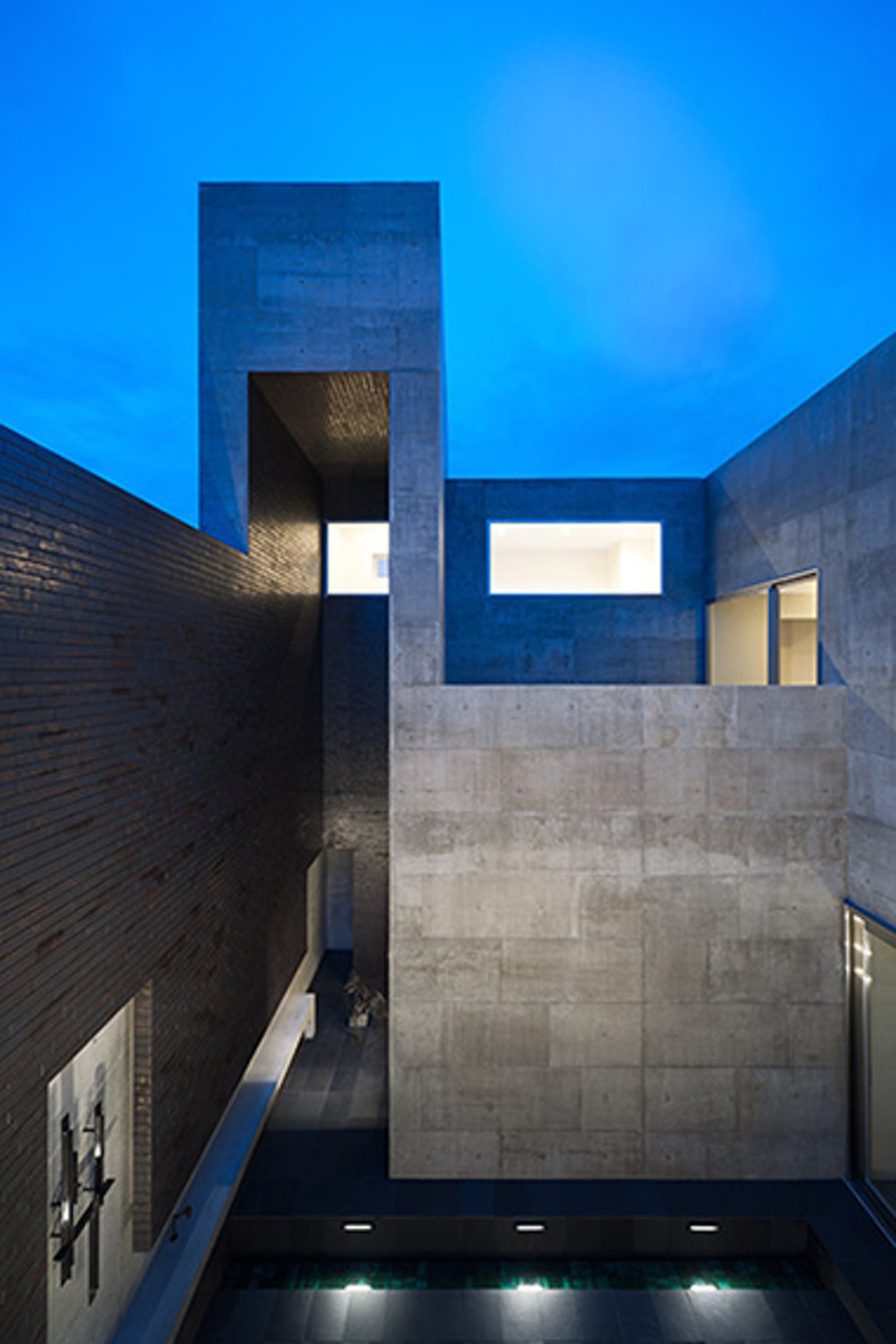 House of Silence - Architizer
