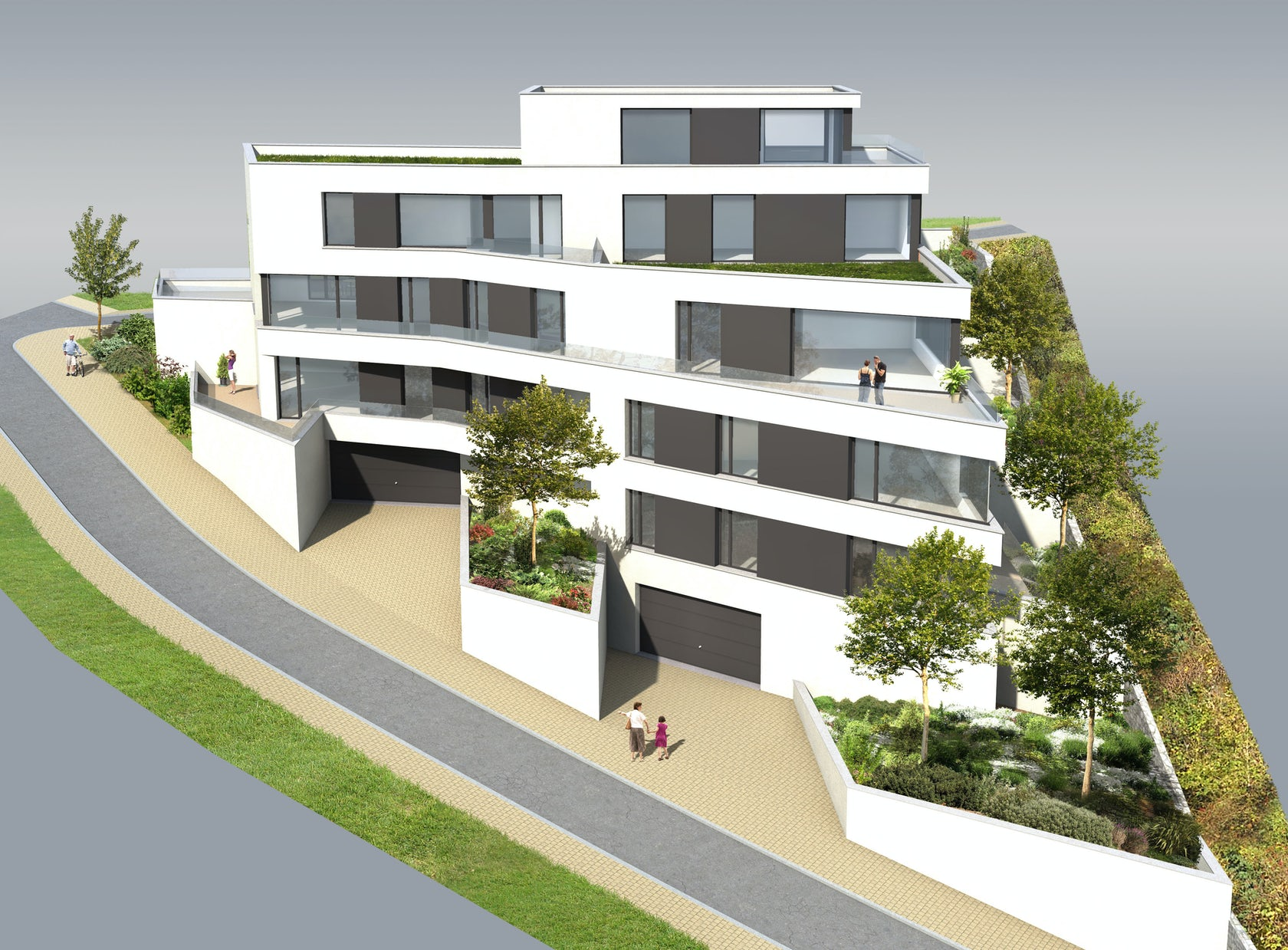 baul cken 2010 luxembourg 2 architizer. Black Bedroom Furniture Sets. Home Design Ideas