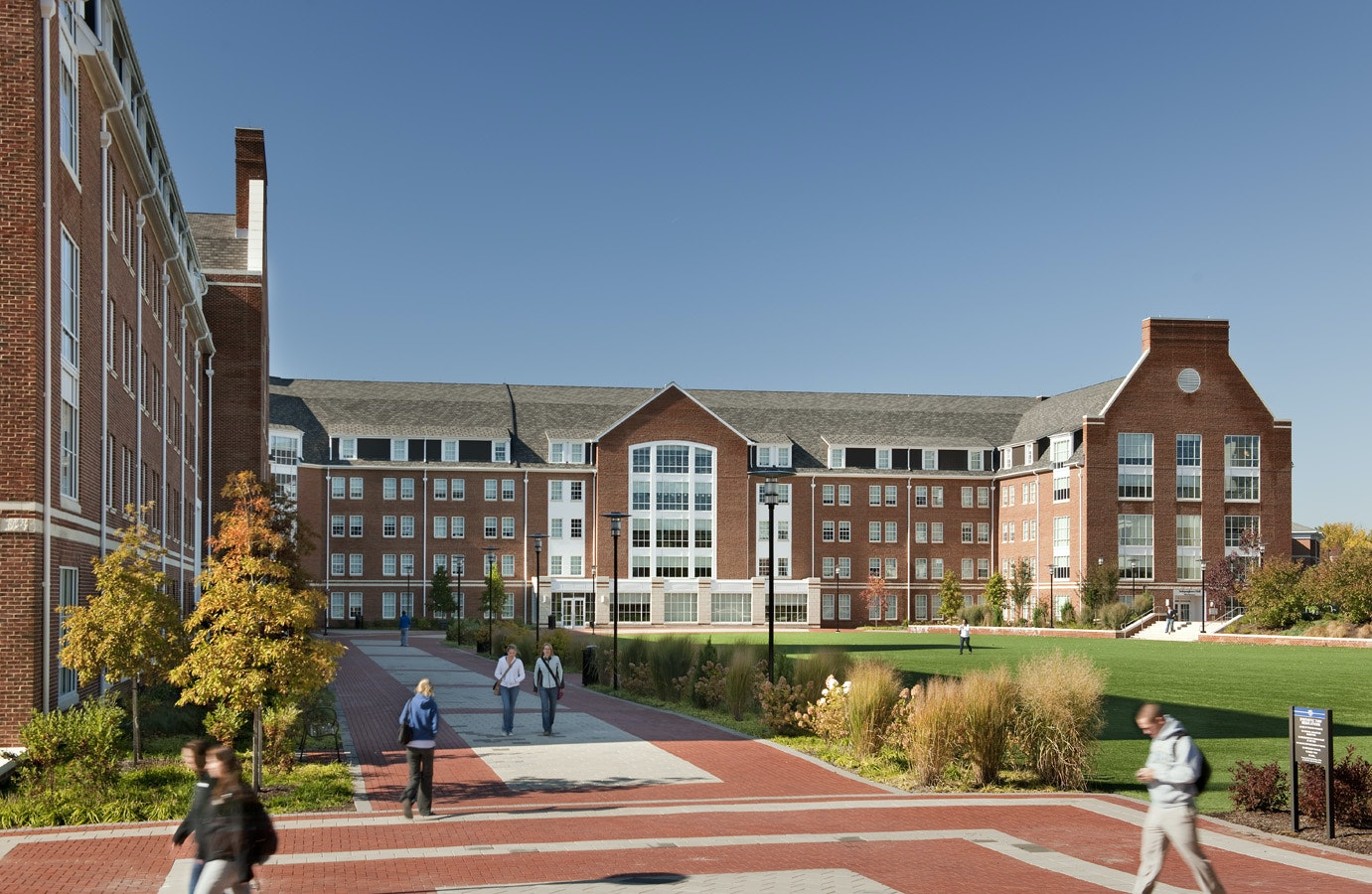 university of delaware - laird campus housing