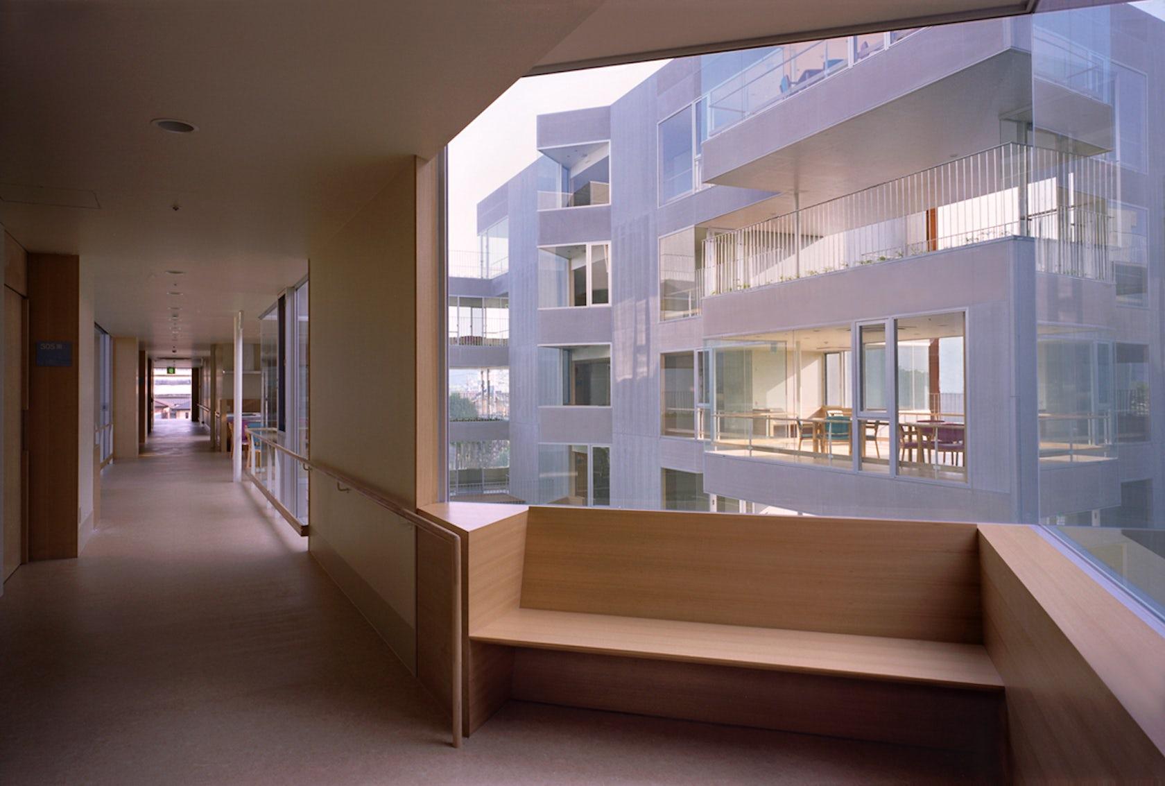 idu terrace nursing home for the elderly in mishima