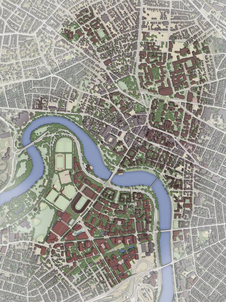 Harvard University Allston Campus Master Plan Architizer