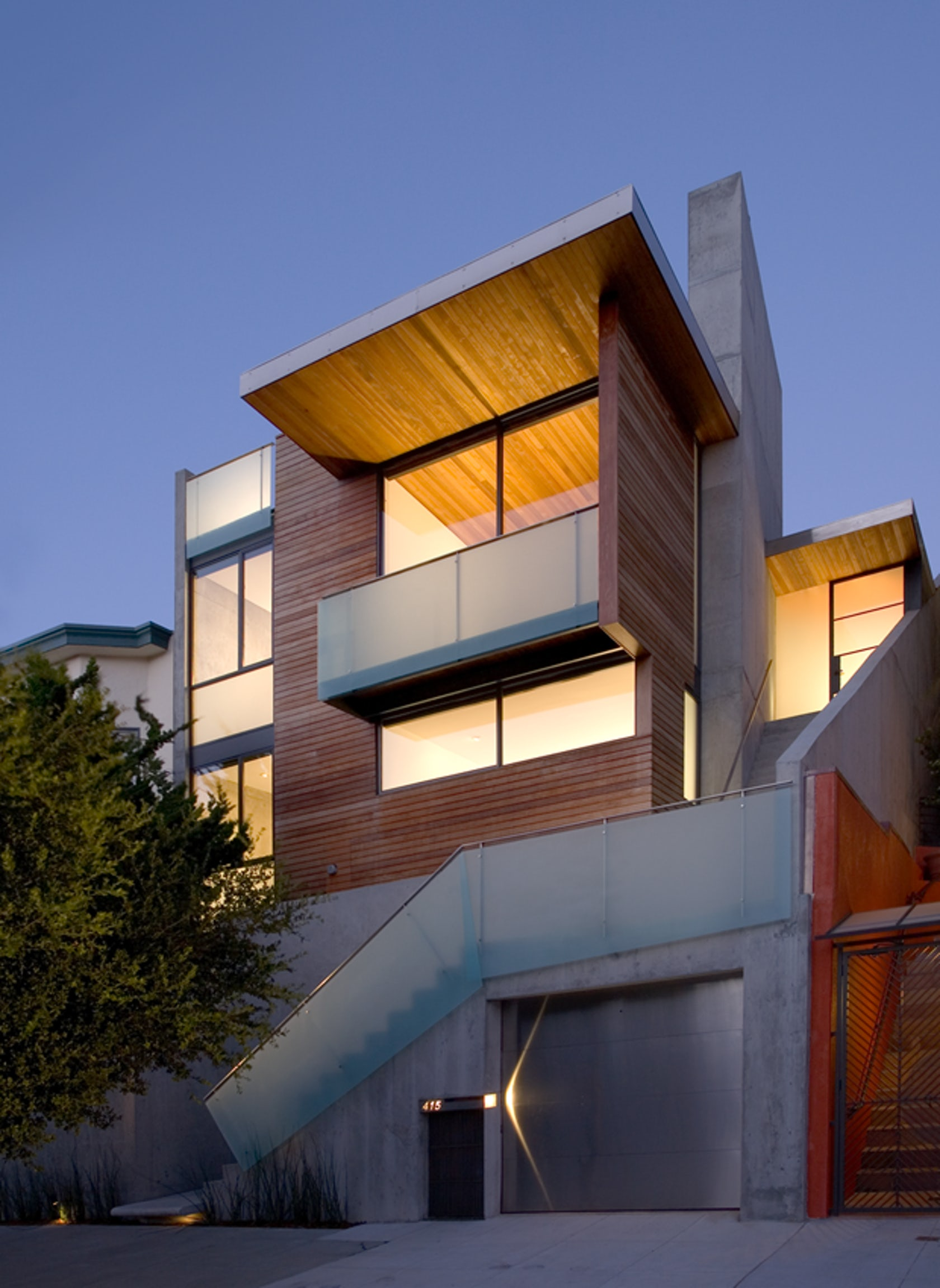 Diamond project architizer - Residence choy terry terry architecture ...