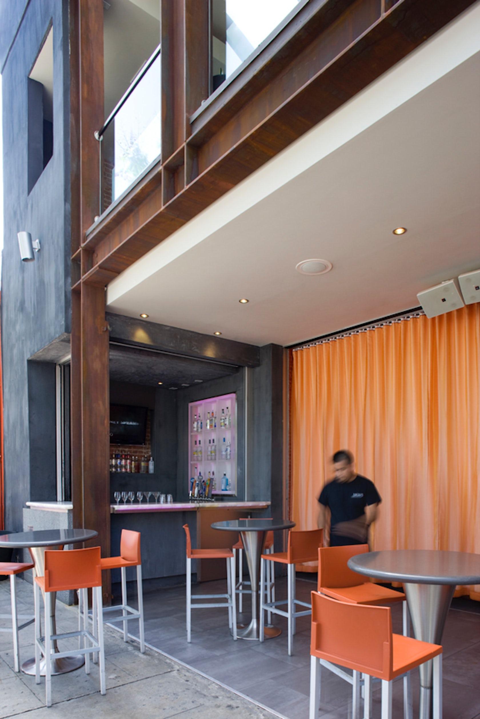 Aia la th annual restaurant design awards micky s