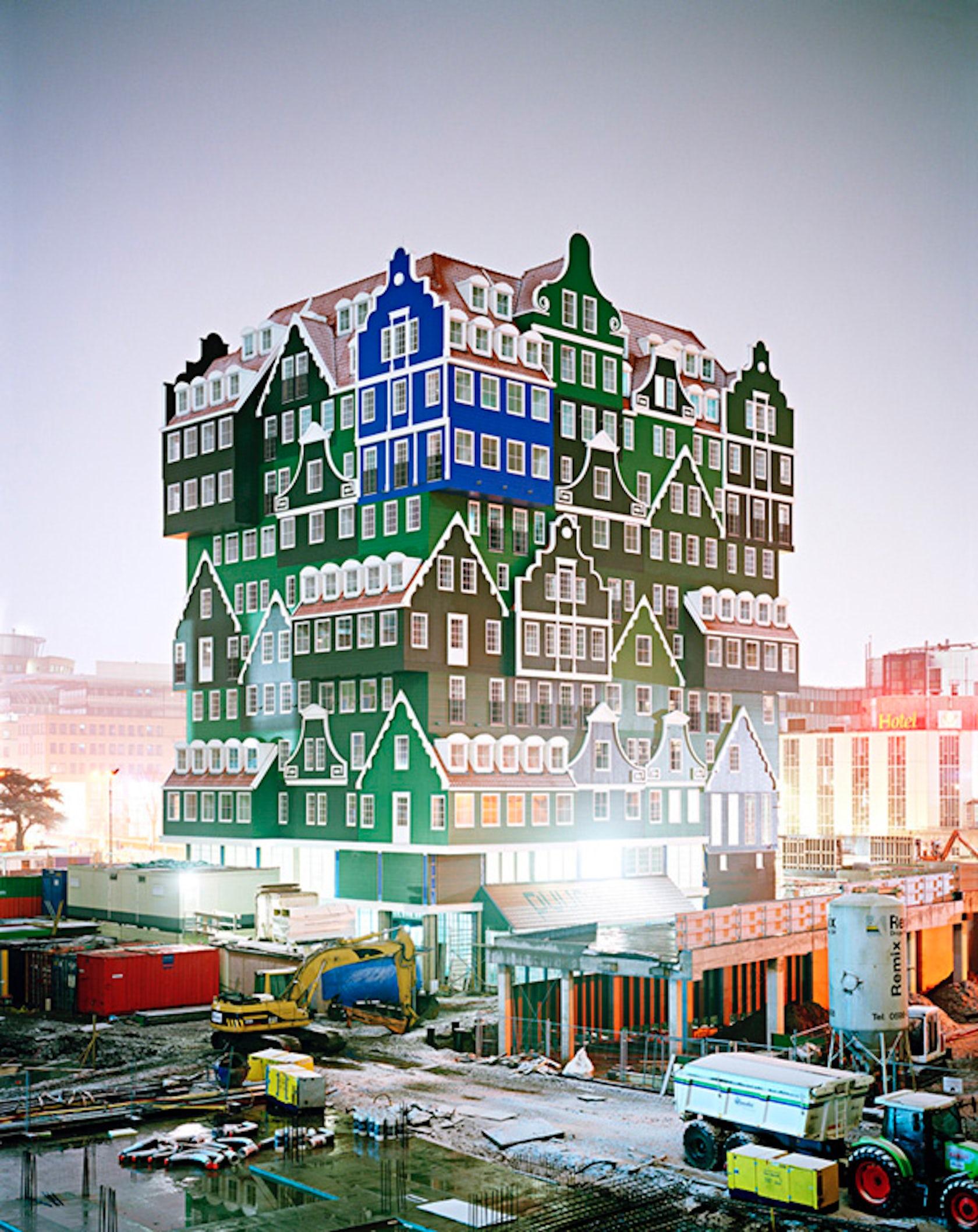 Inntel hotel amsterdam zaandam architizer for Design amsterdam hotel