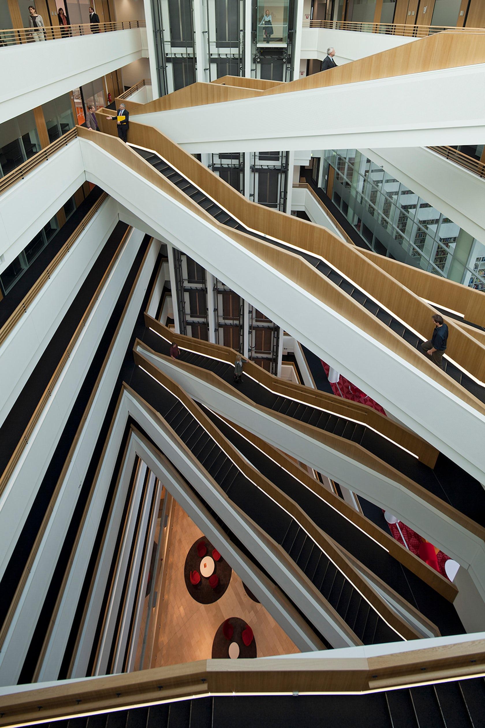 Spiegel headquarters architizer for Hamburg spiegel