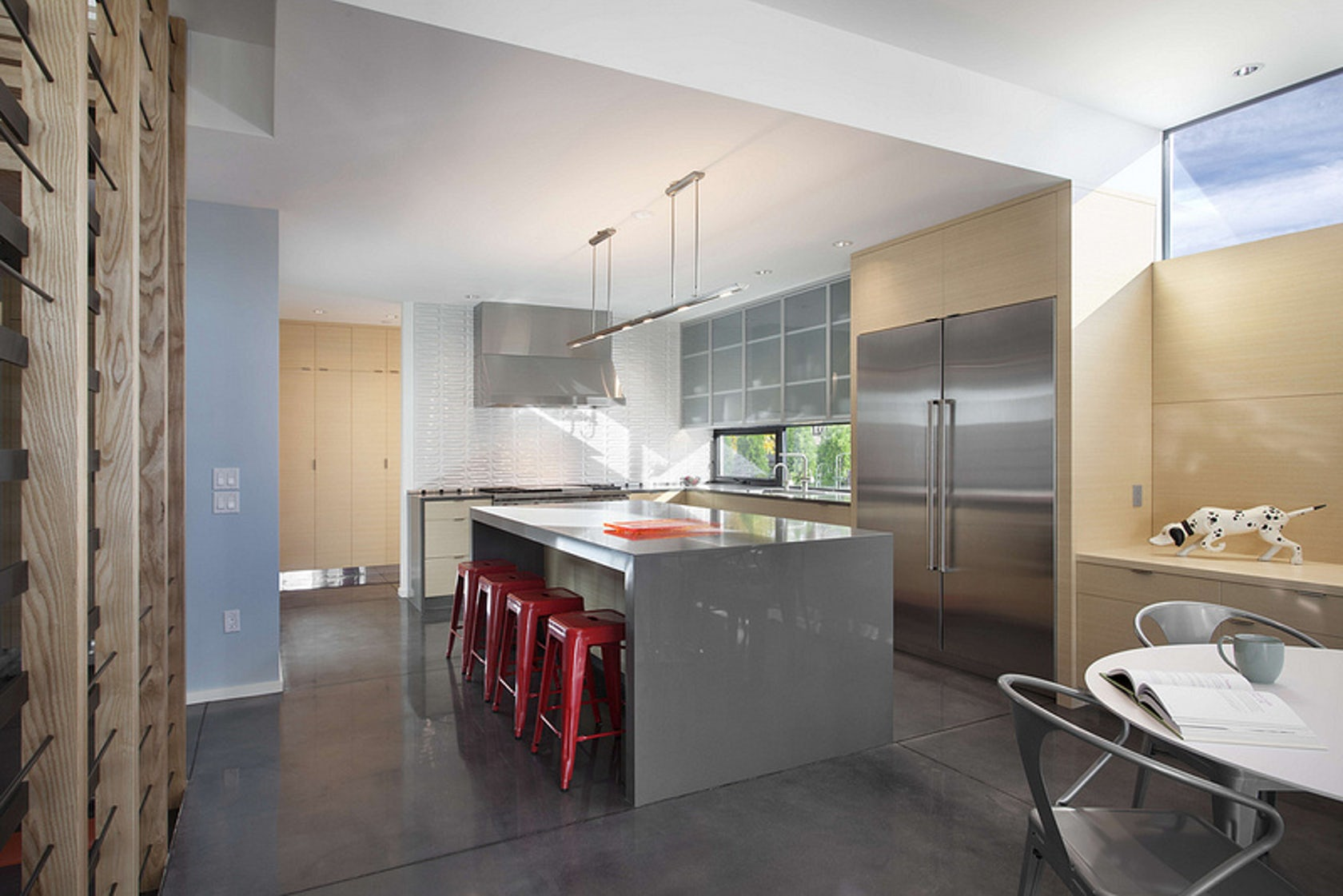 303 canyon architizer for Kitchen in the canyon