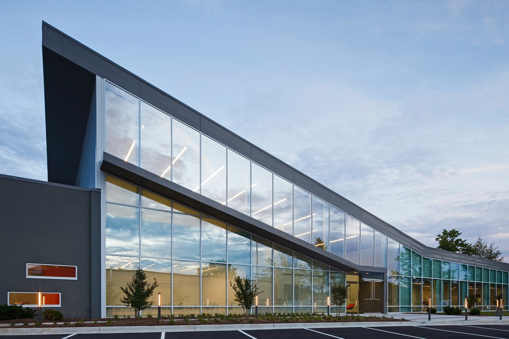 Transurban operations center architizer for Industrial building design