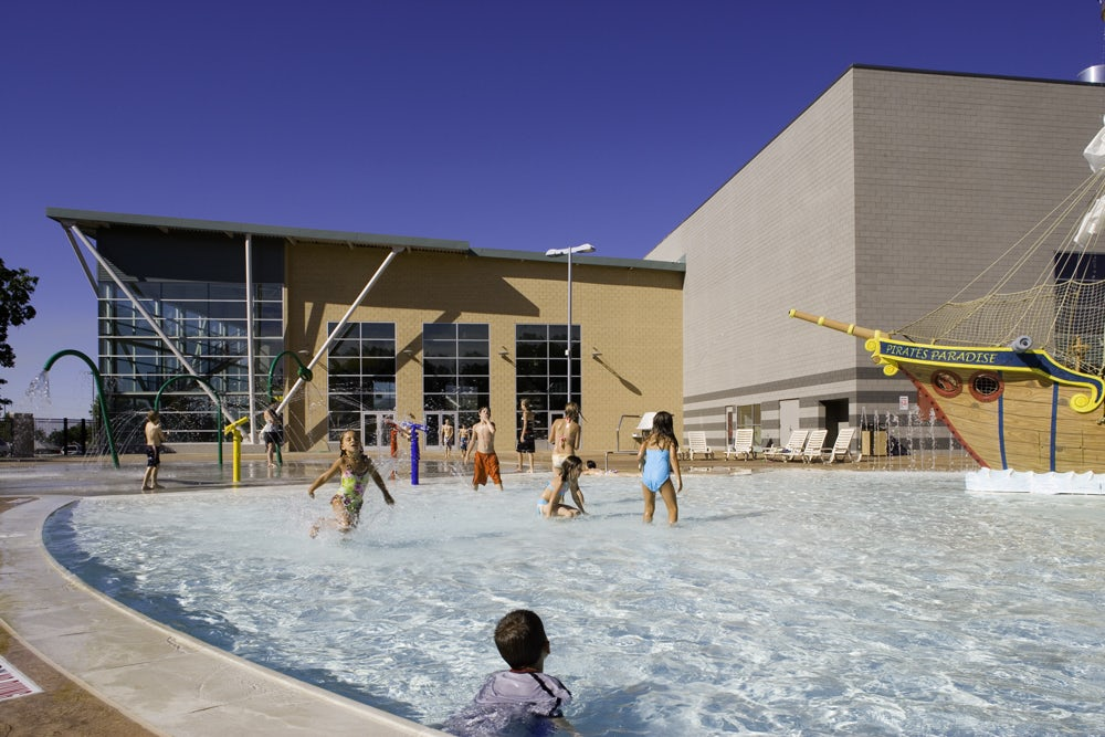 South Davis Recreation Center On Architizer