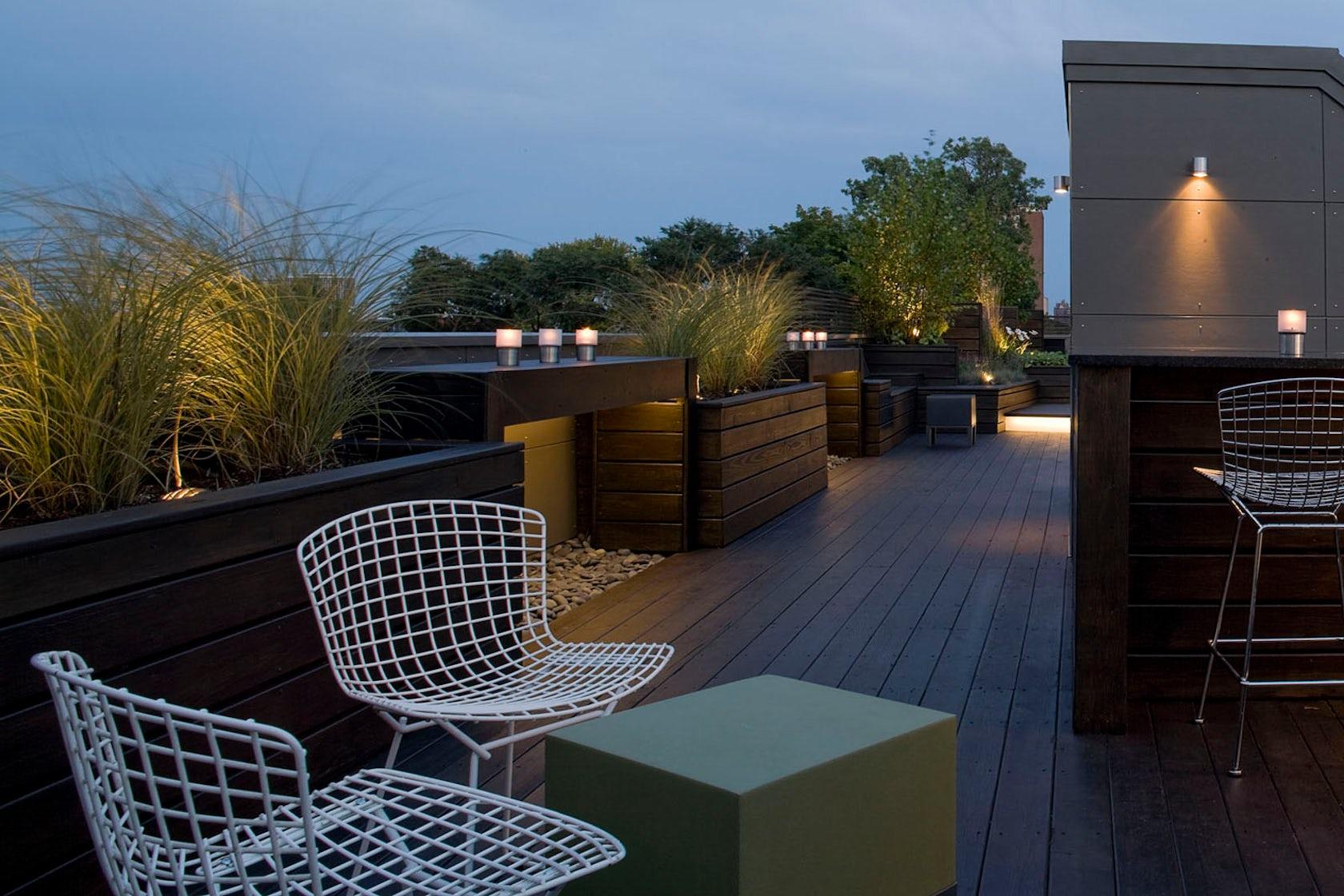 Chicago sculptural rooftop garden architizer - Winner kitchen design software free download ...