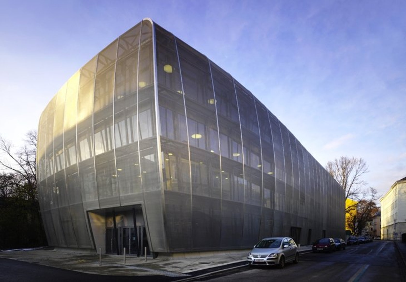 Mumuth Music And Theater School Architizer