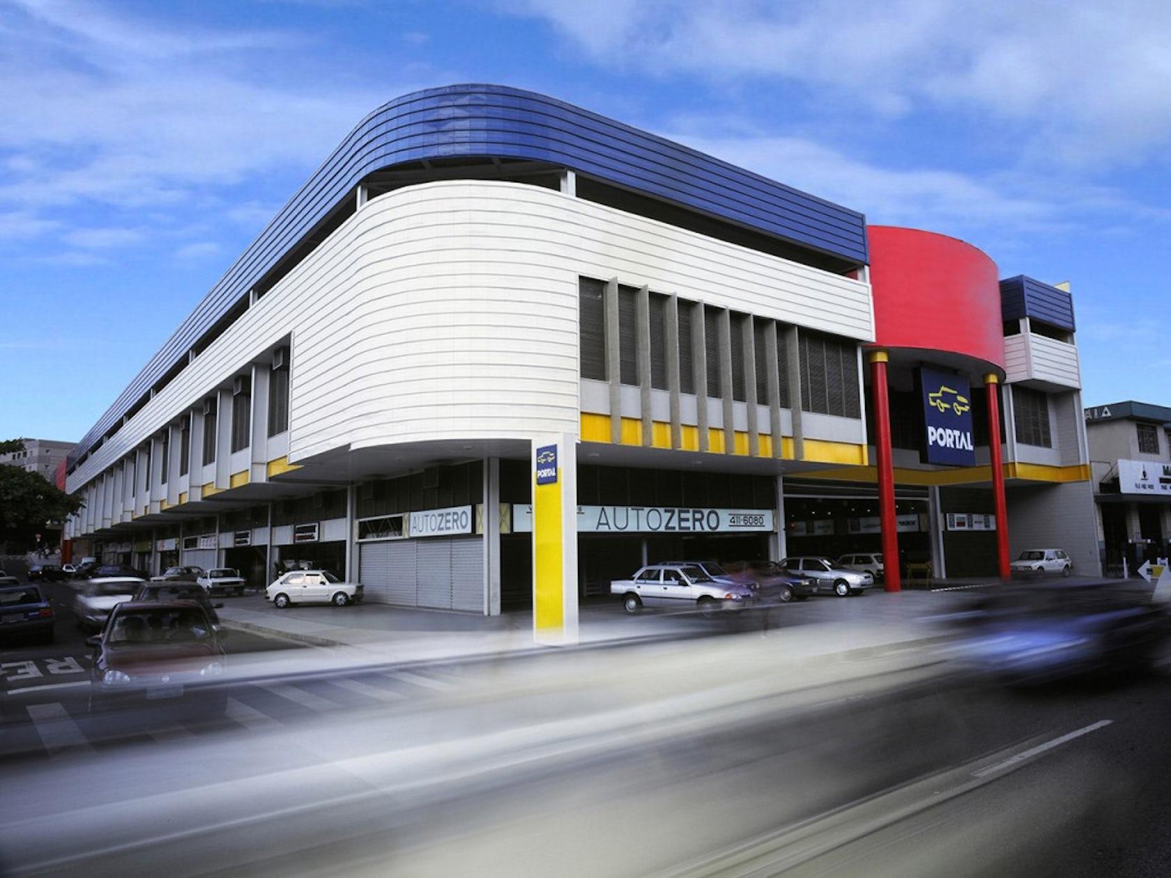Portal auto shopping car mall architizer for Mediashopping auto