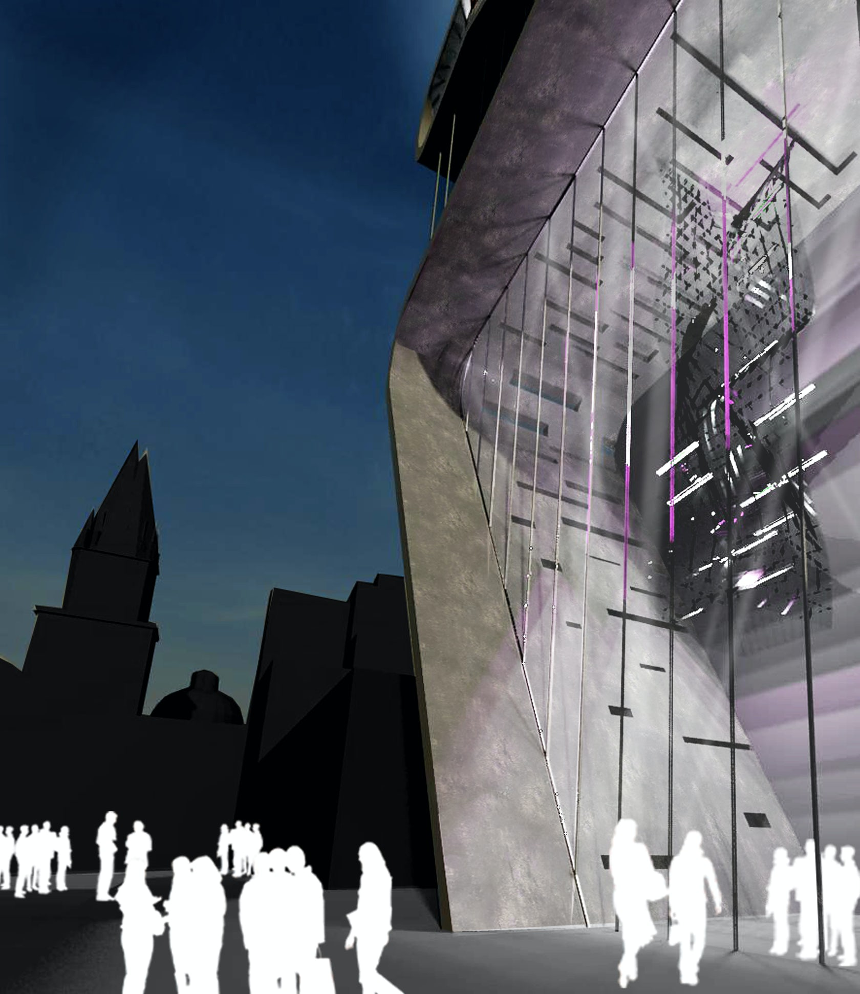 Hotel centro ideas competition architizer for Hotel centro new york