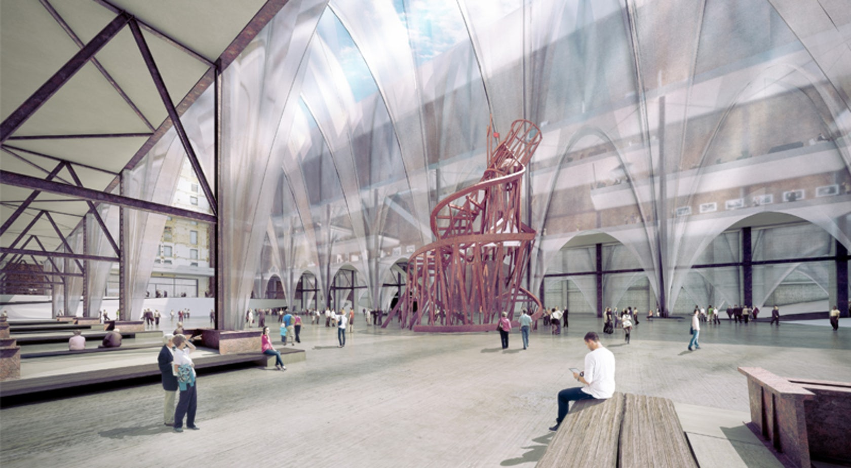 Moa museum of architecture architizer - Moa architectuur ...