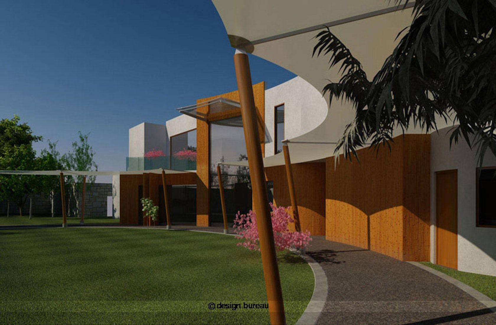 Gammon India Farmhouse Architizer