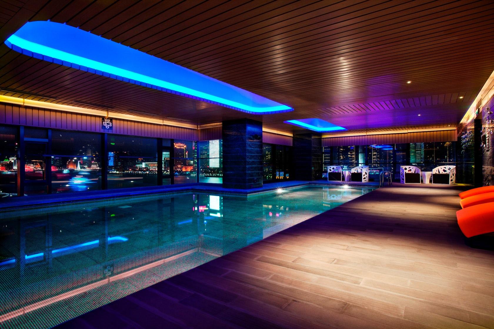 Indigo hotel shanghai architizer for Design hotel shanghai