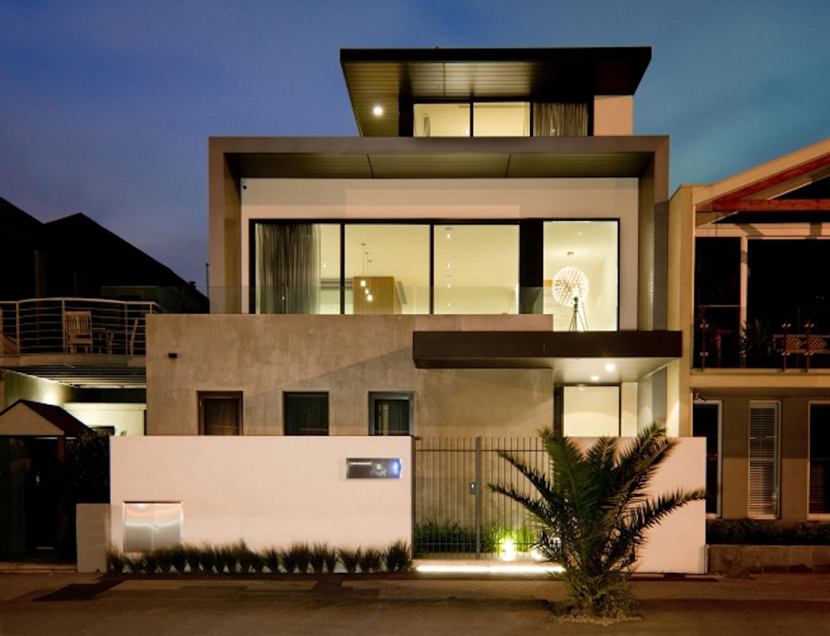 Minimalist house 1 architizer for Minimalist house instagram