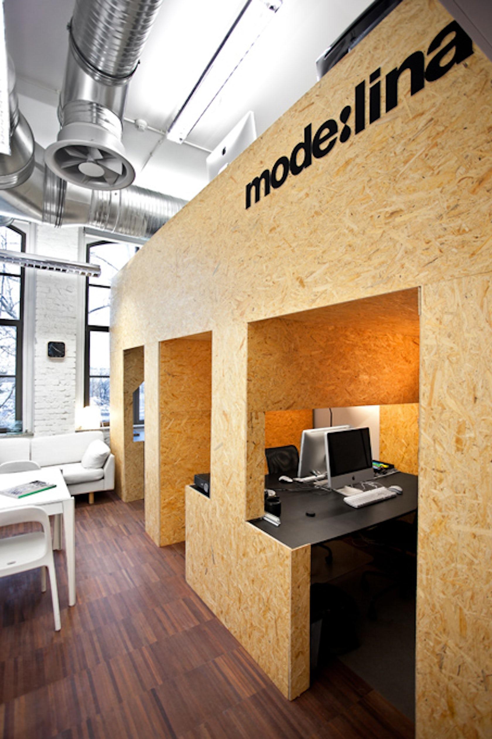 Office in concordia design architizer - Tablero escritorio ...