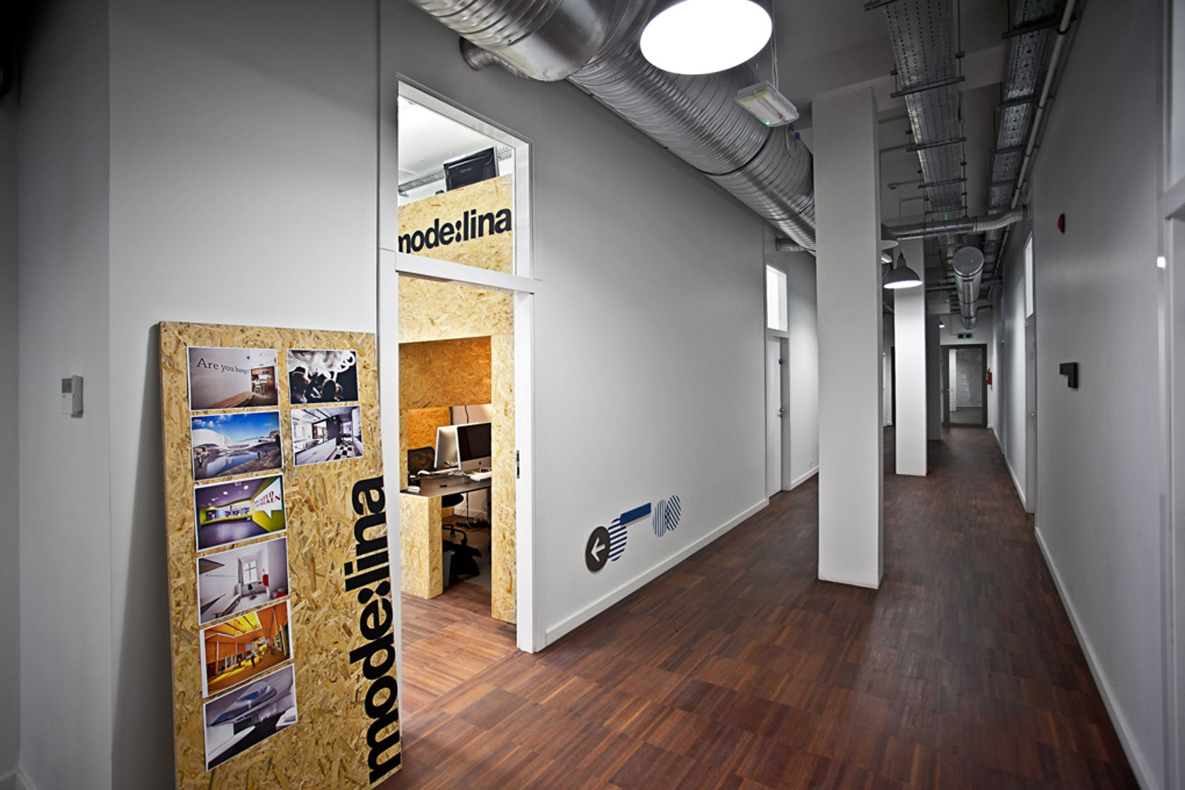 Office in concordia design architizer for Office design instagram