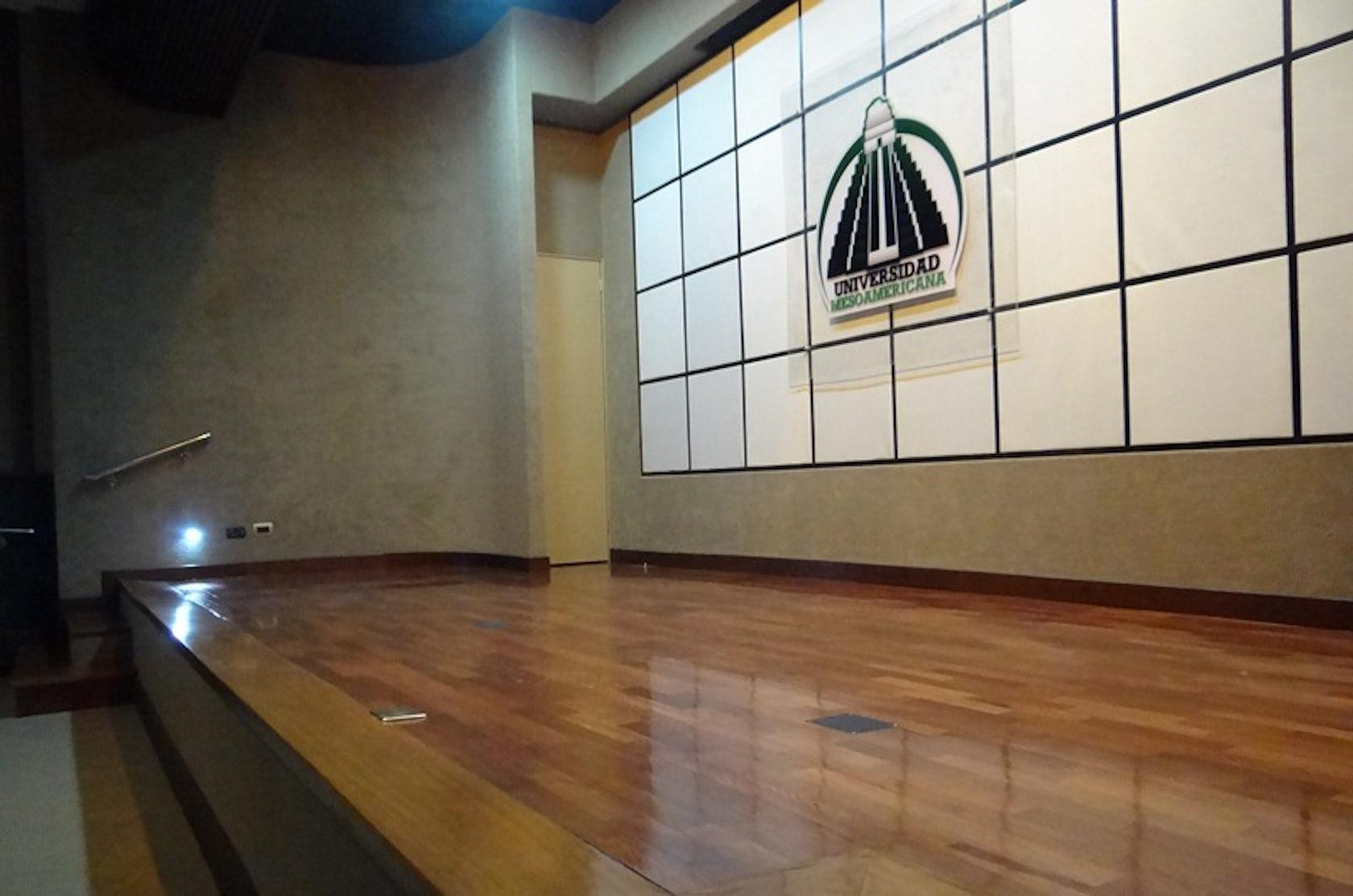 auditorium meso xela architizer