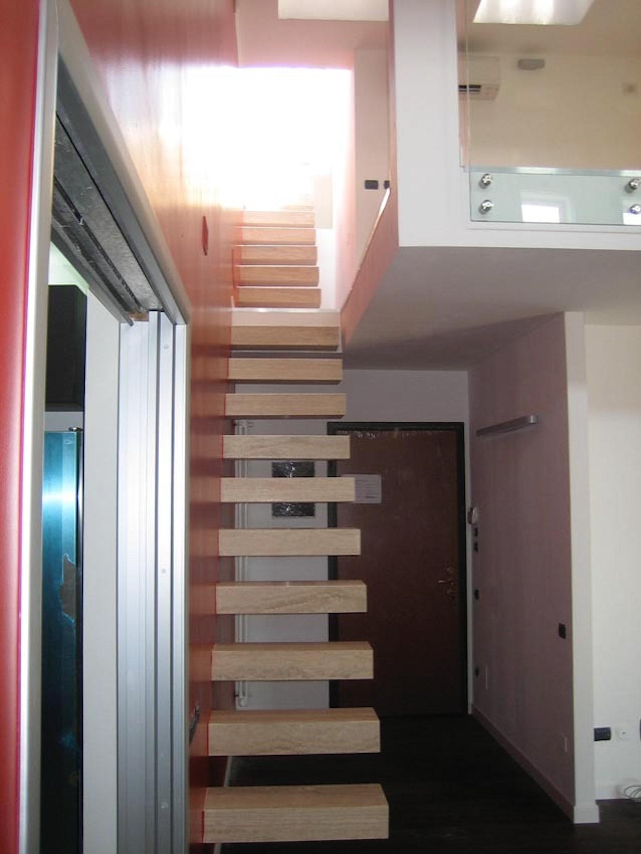 Interior design apartment in milan architizer - Interior designer bologna ...