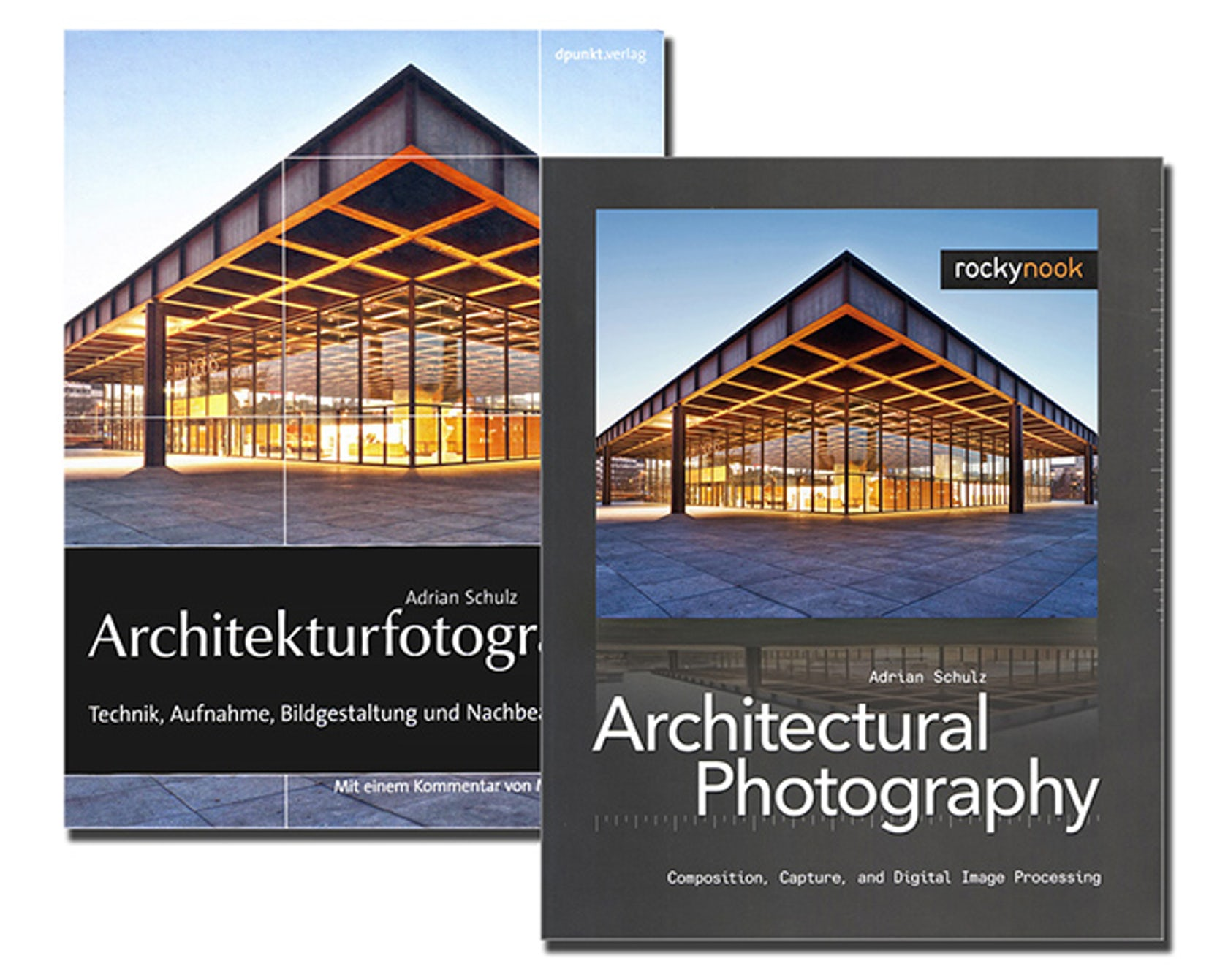 My Book Architectural Photography Composition Capture And