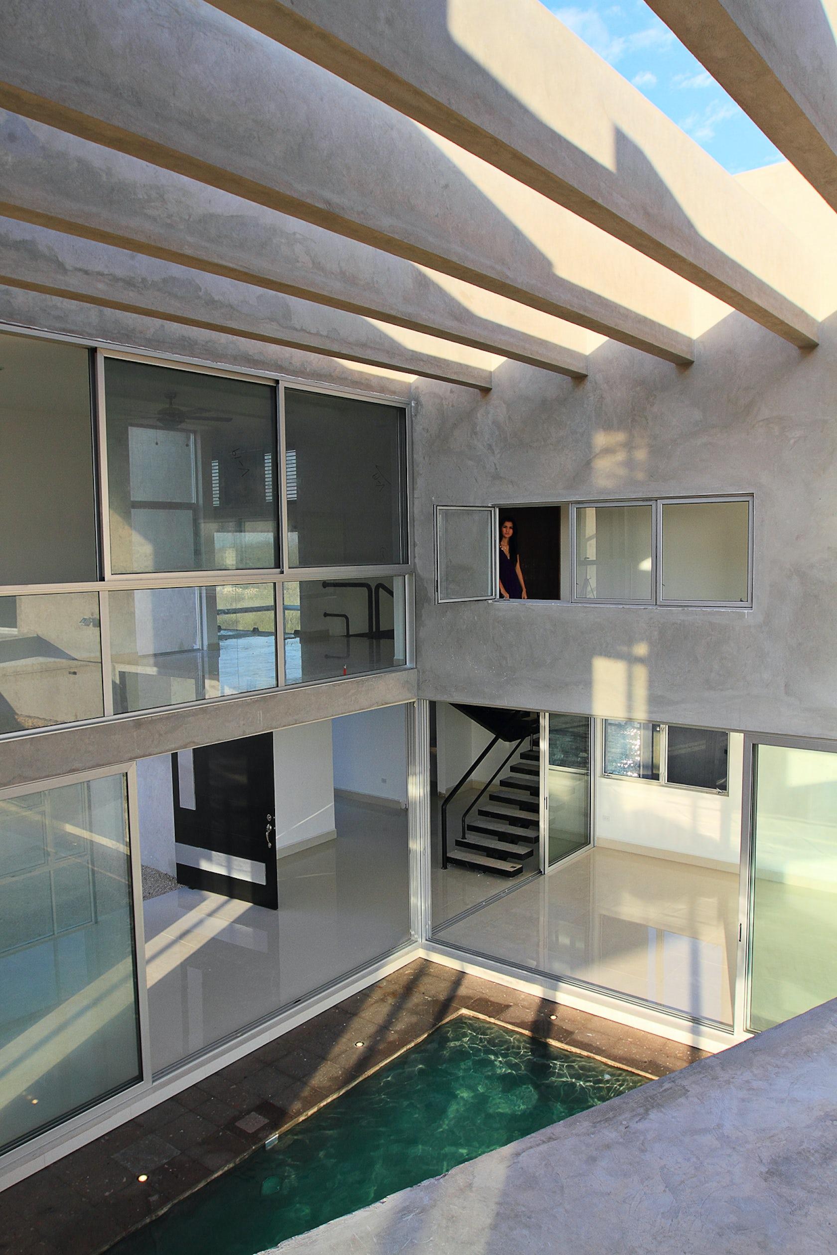 Fi house architizer for Construcciones de casas modernas