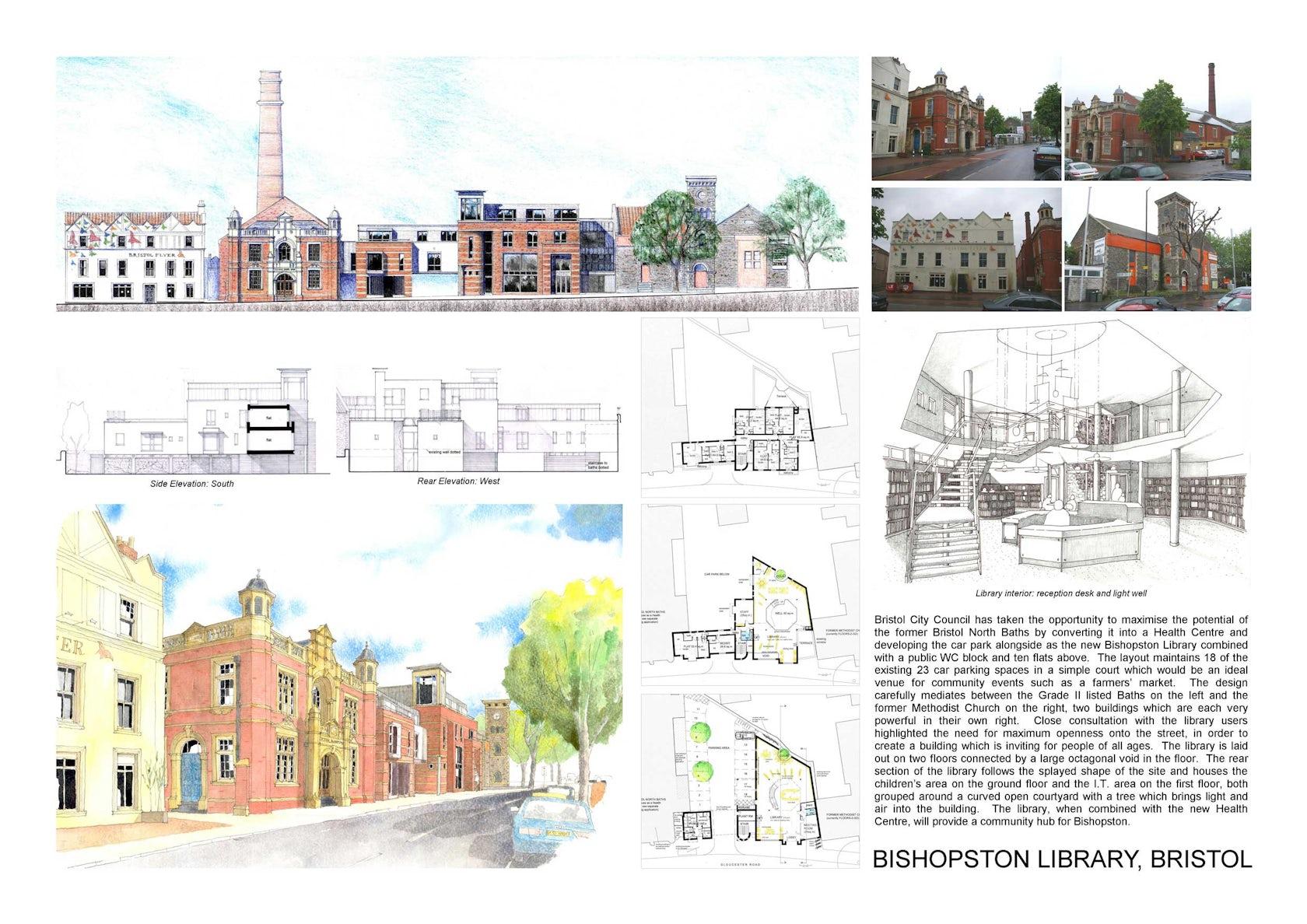 Bishopston community library bristol architizer for Product design consultancy bristol