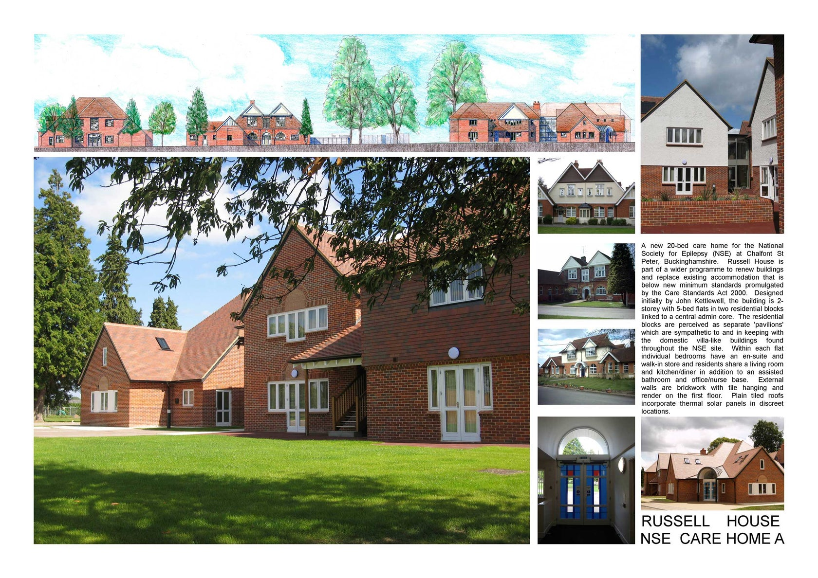 New Care Home Chalfont St Peter