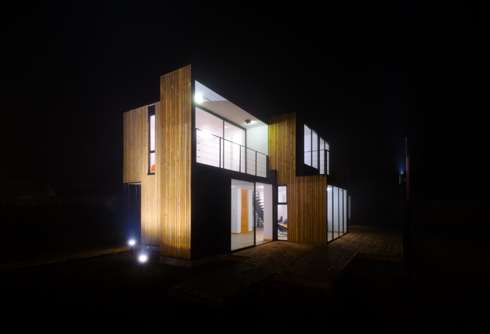 Sip panel house architizer for Sip house