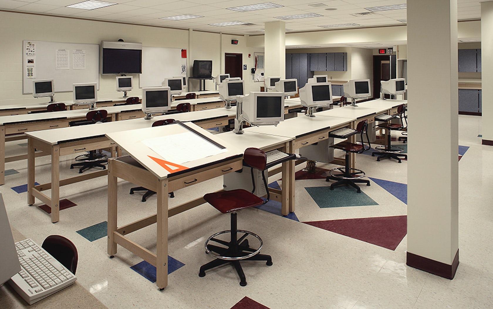 Indiana Junior High School Architizer