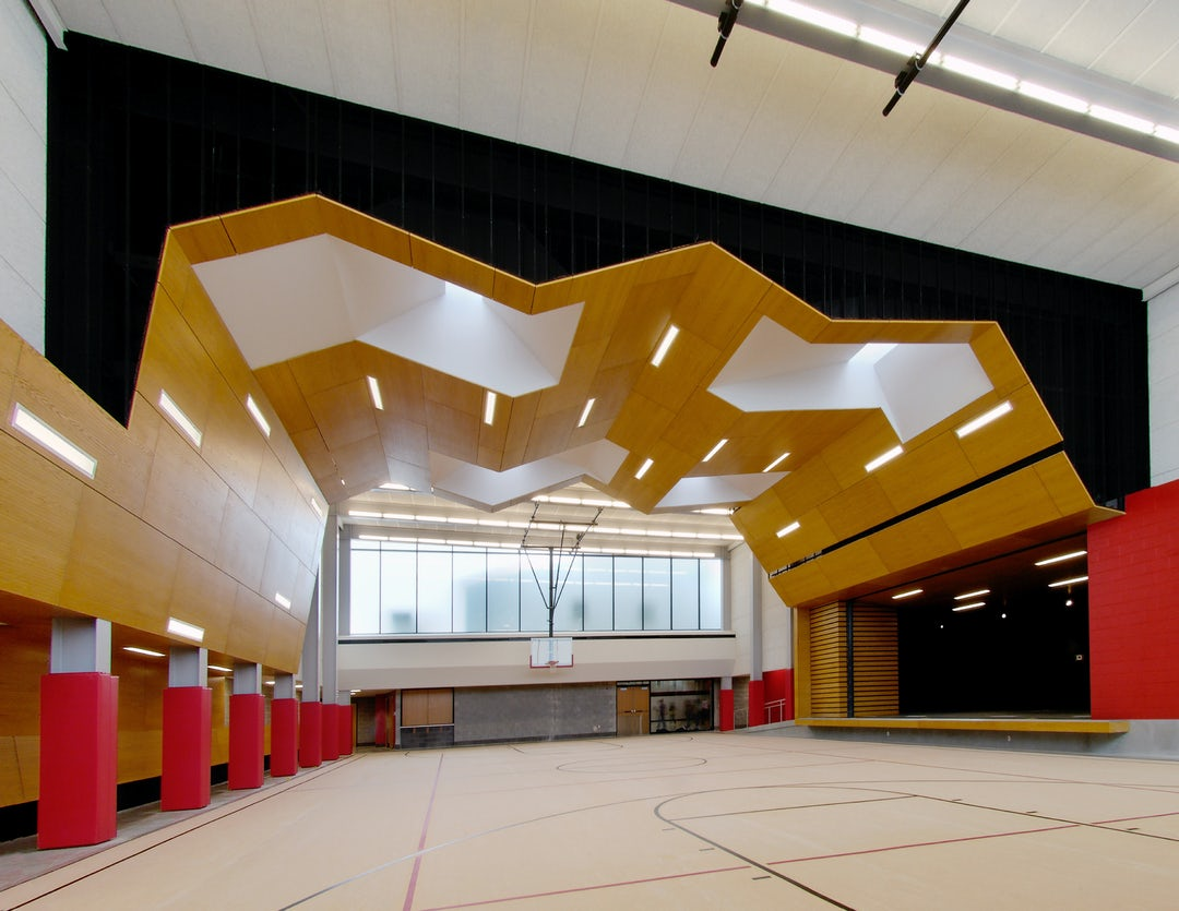 Architizer architectural projects and design interiors for Interior design schools new york