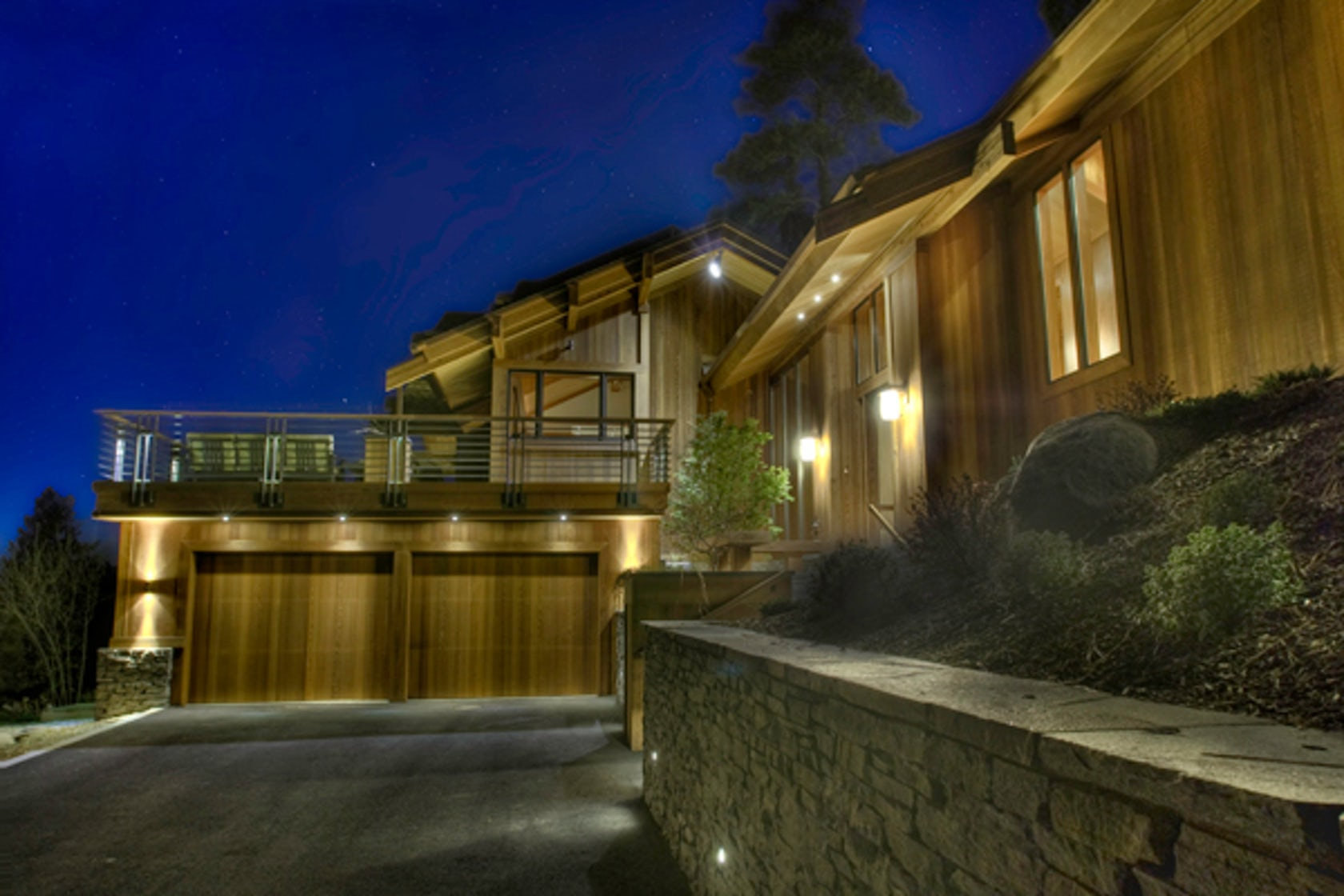 Lake tahoe residence architizer for Lake tahoe architecture firms