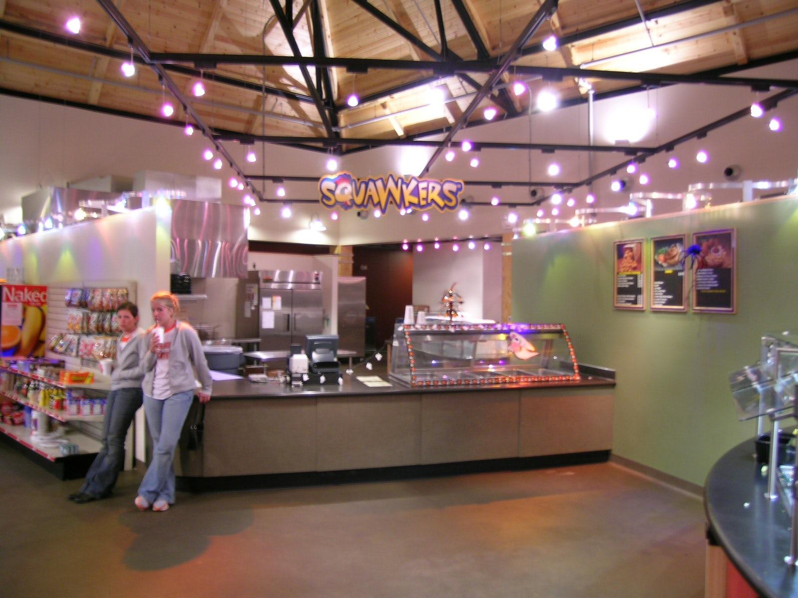 Oklahoma State University Adams Market Architizer