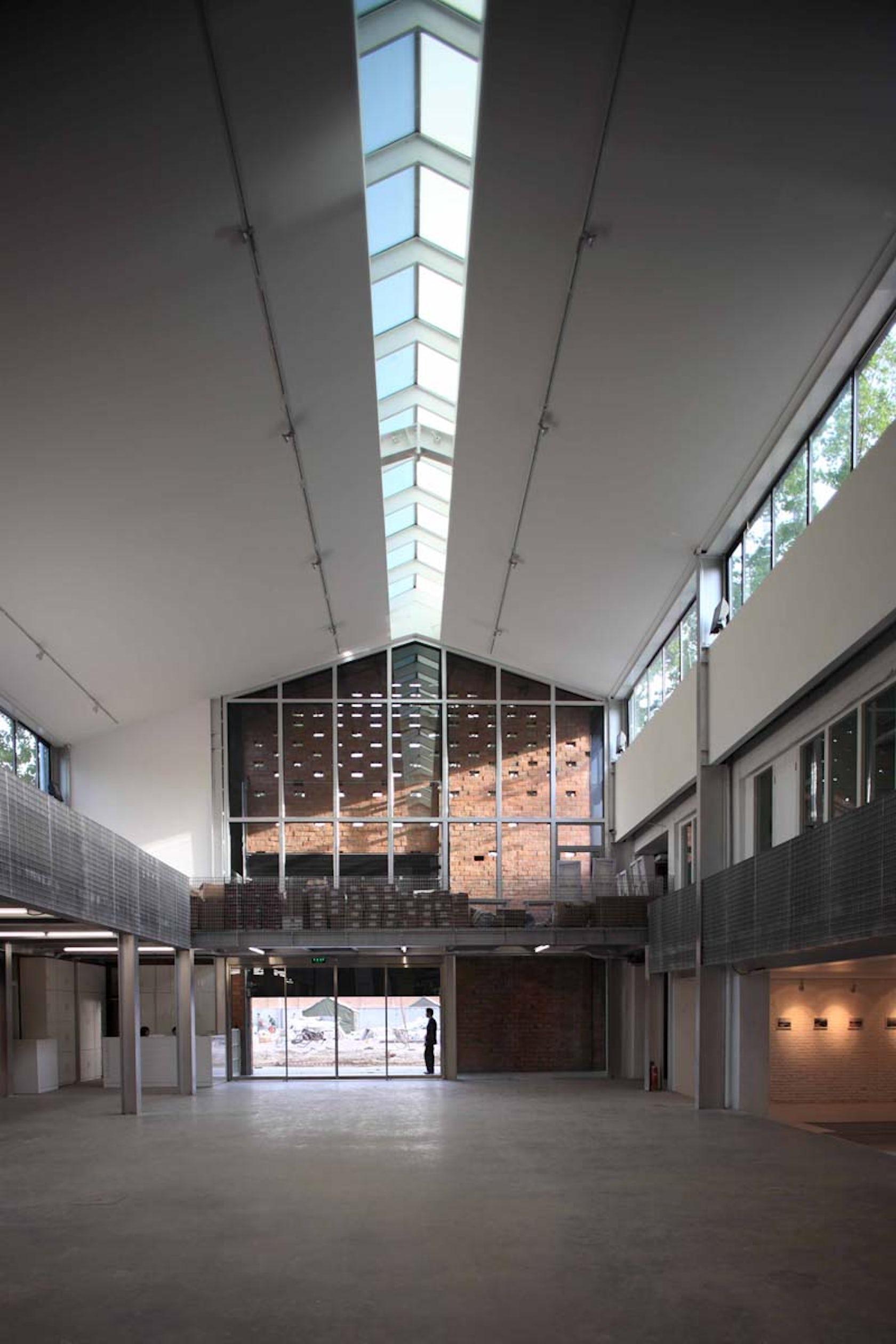 Iberia Center For Contemporary Art Architizer