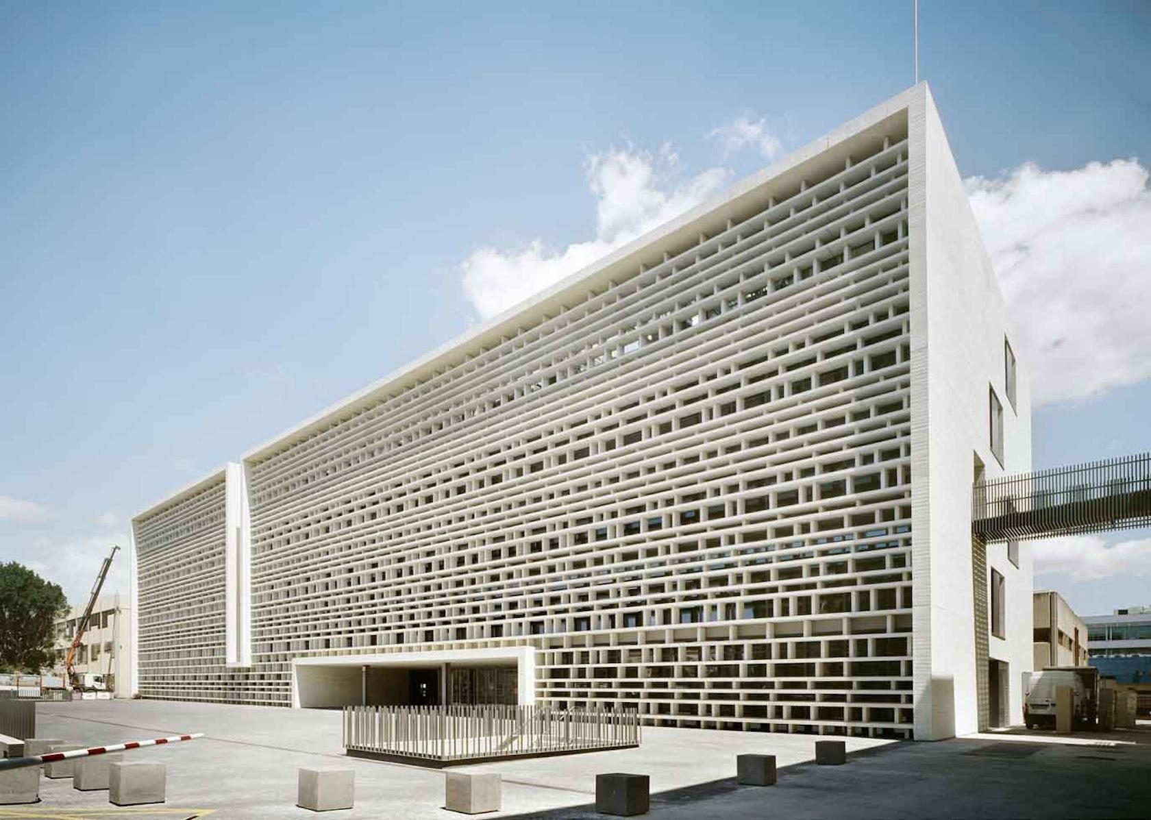 Campus de vera de la universidad polit cnica de valencia Arquitectura politecnica