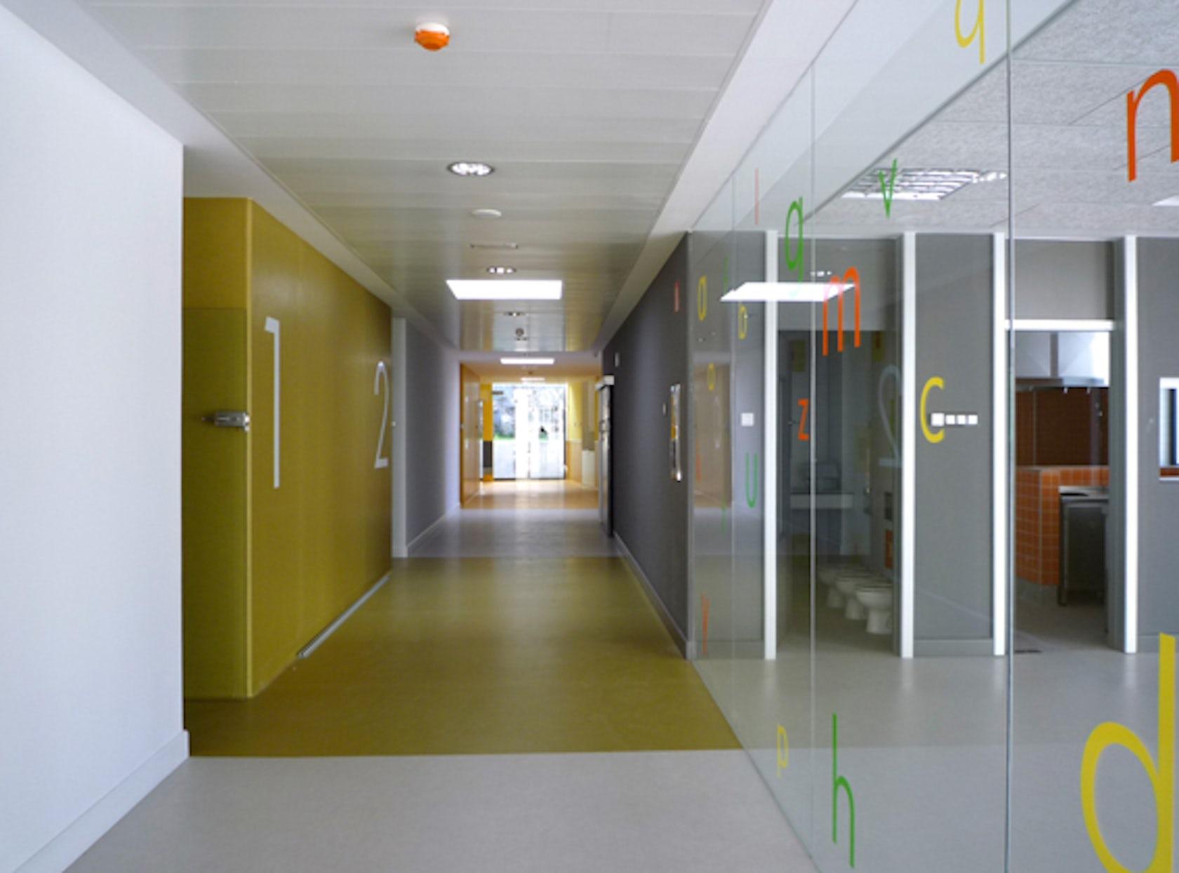center of social services in montealto a coru a spain