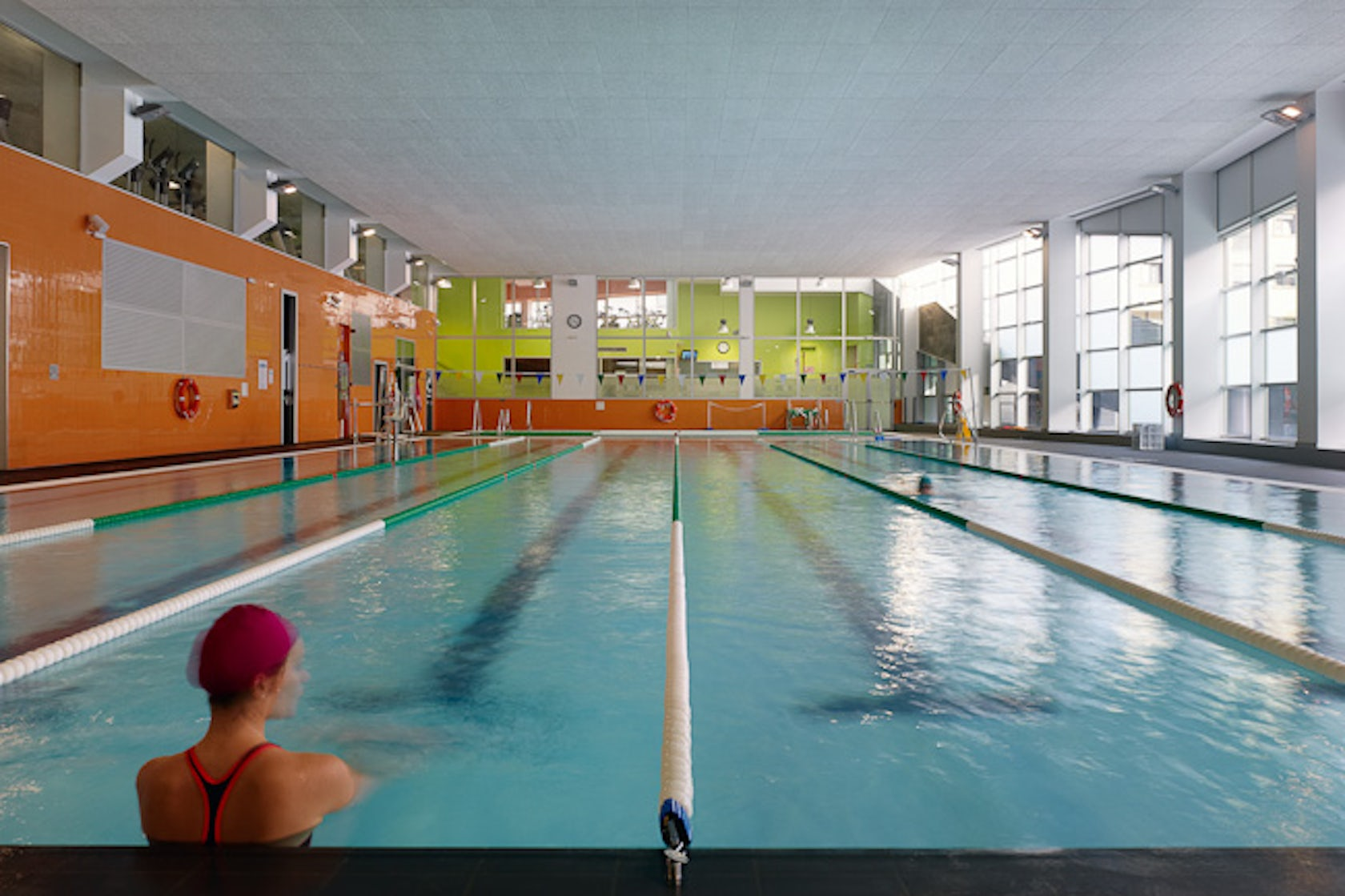 Sport Complex and Swimming Pool in La Florida. Vigo (Spain) on Architizer