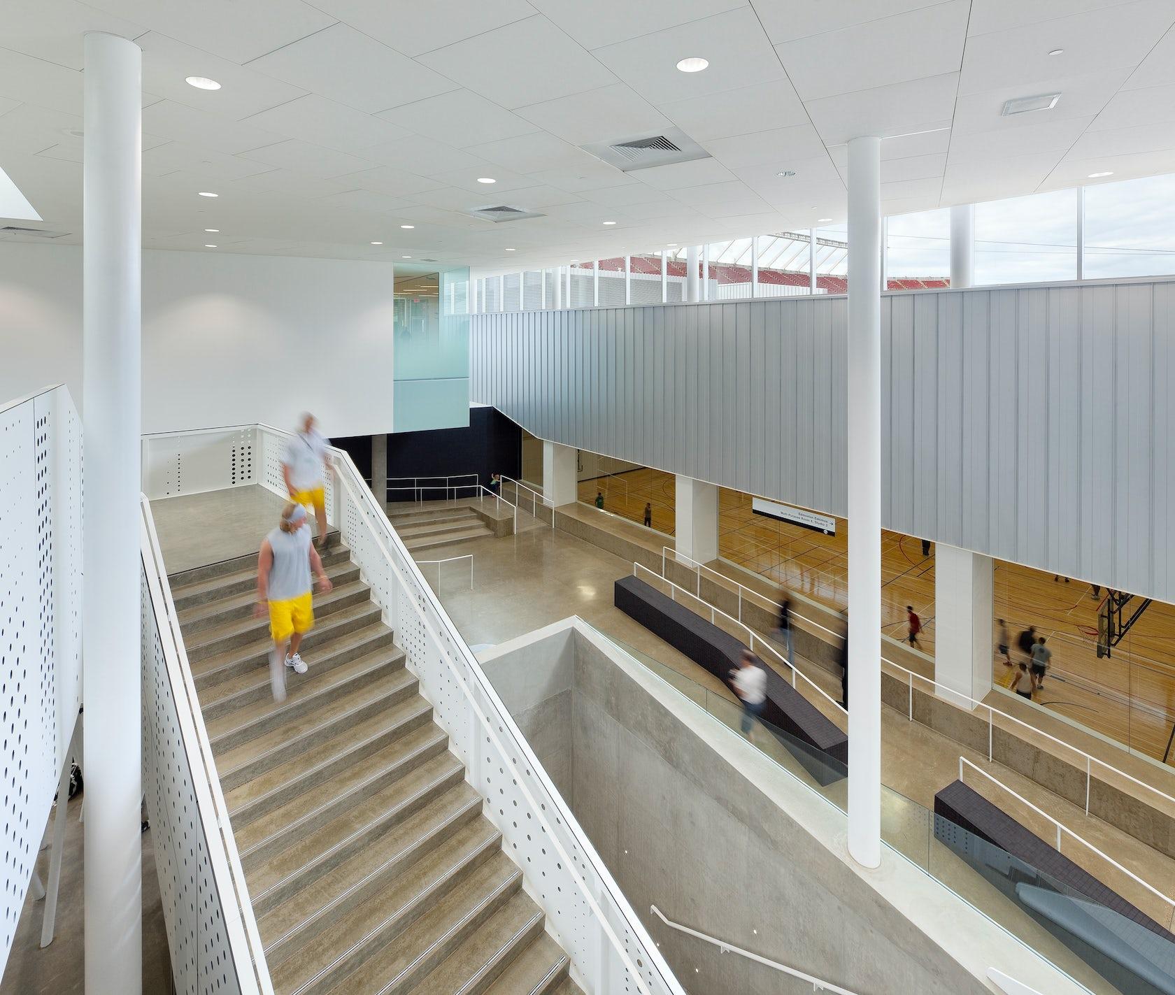 Commonwealth Community Recreation Centre Architizer