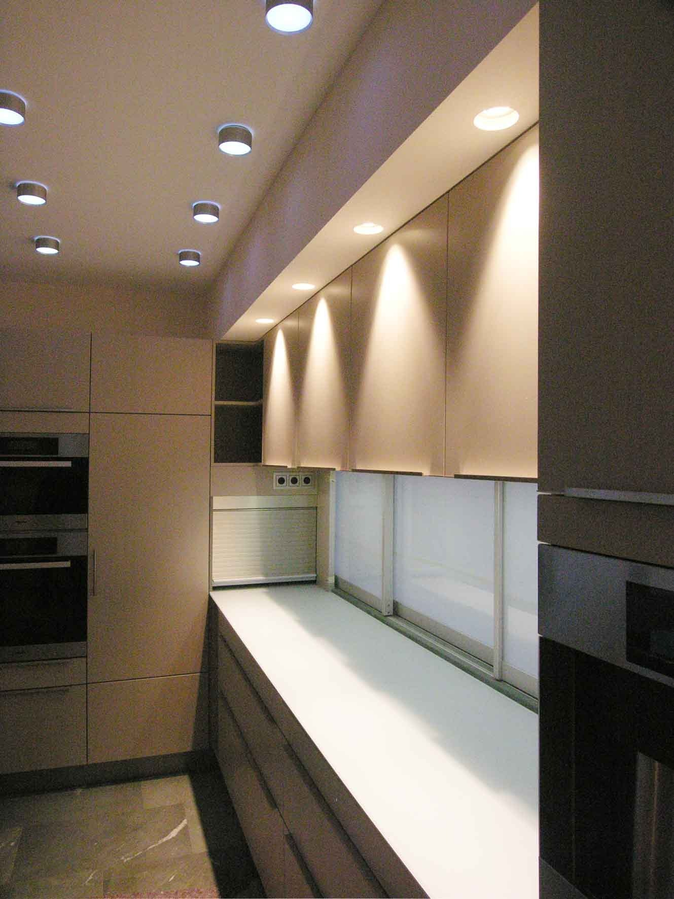 residential building - lighting   interior design