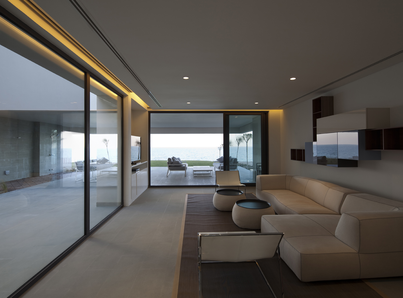 modern house design kuwait Modern House
