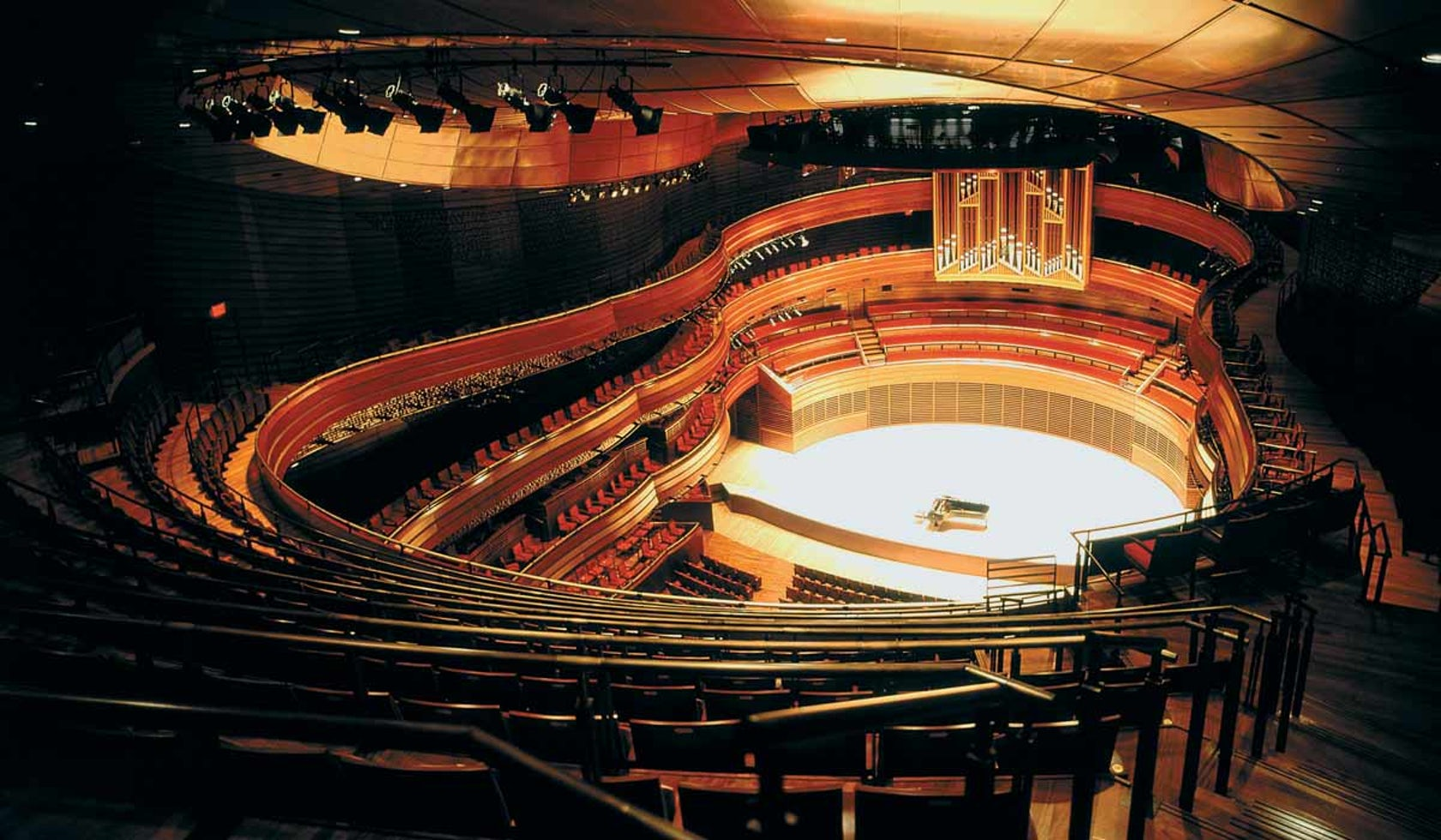 Kimmel Center For The Performing Arts Architizer