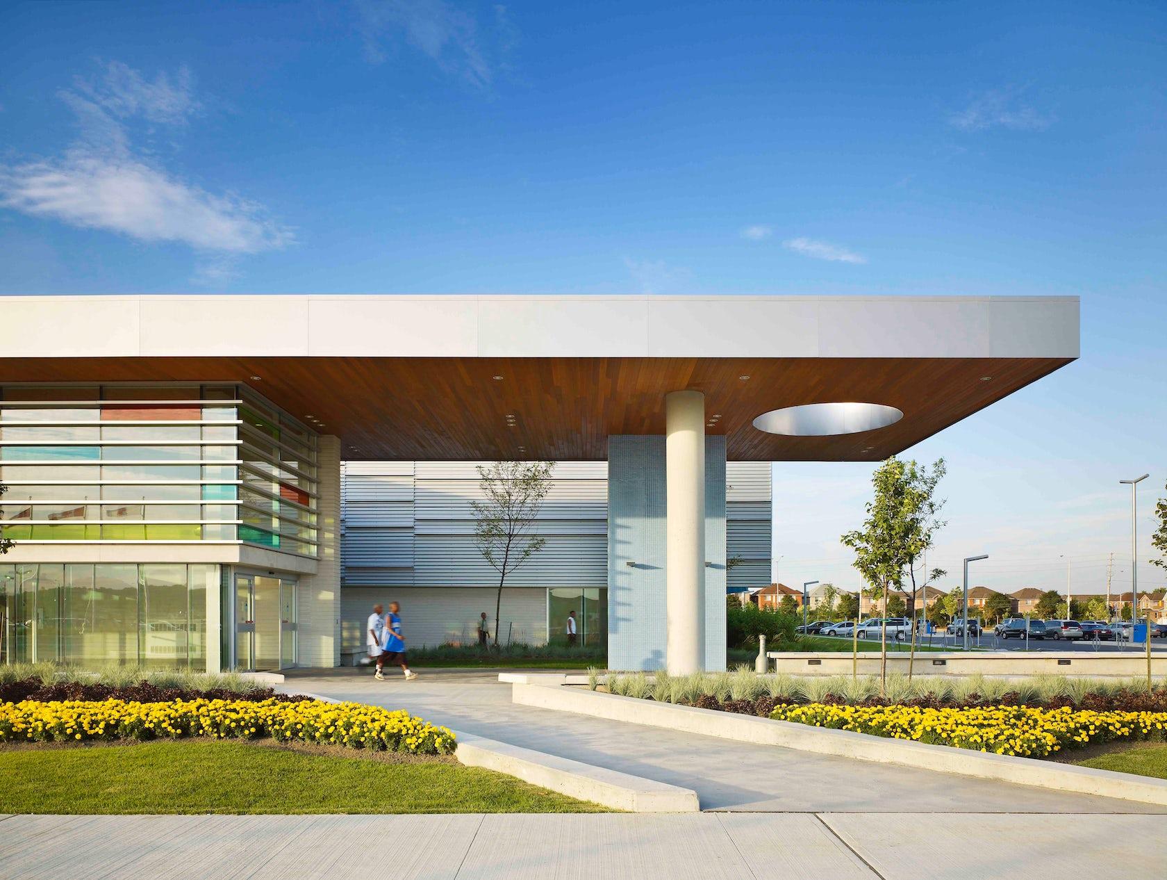 Brampton Soccer Centre On Architizer