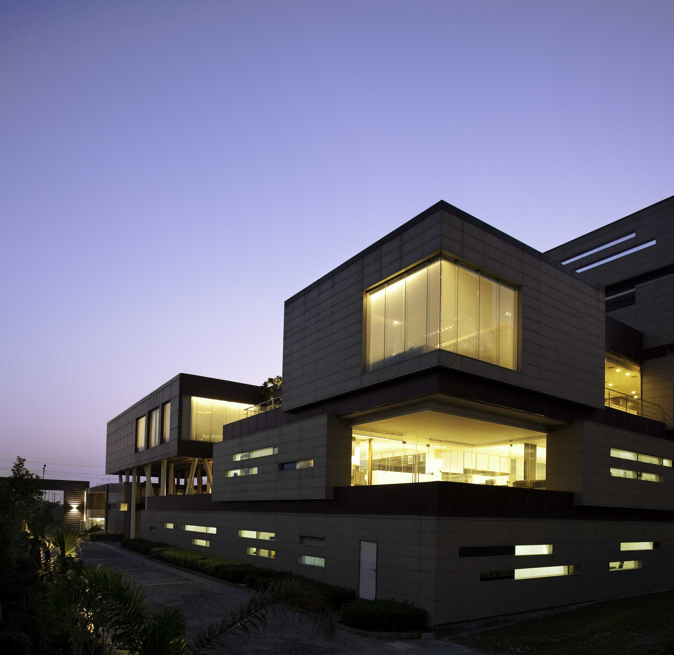 Corporate Office For India Glycols Architizer