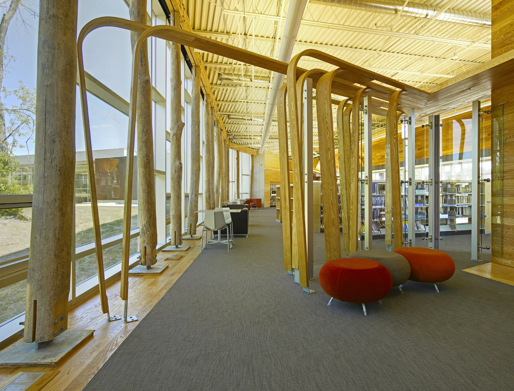 Traverwood Library Architizer