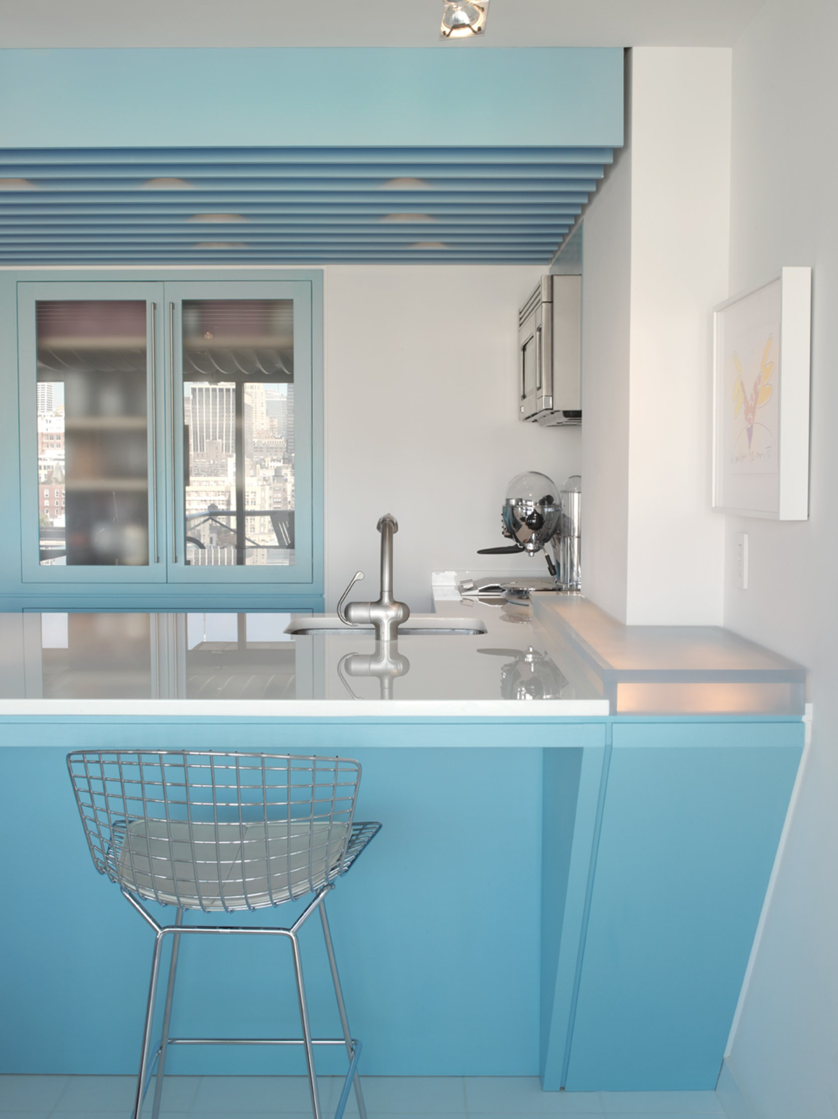 Chelsea pied a terre architizer for Pied a terre manhattan
