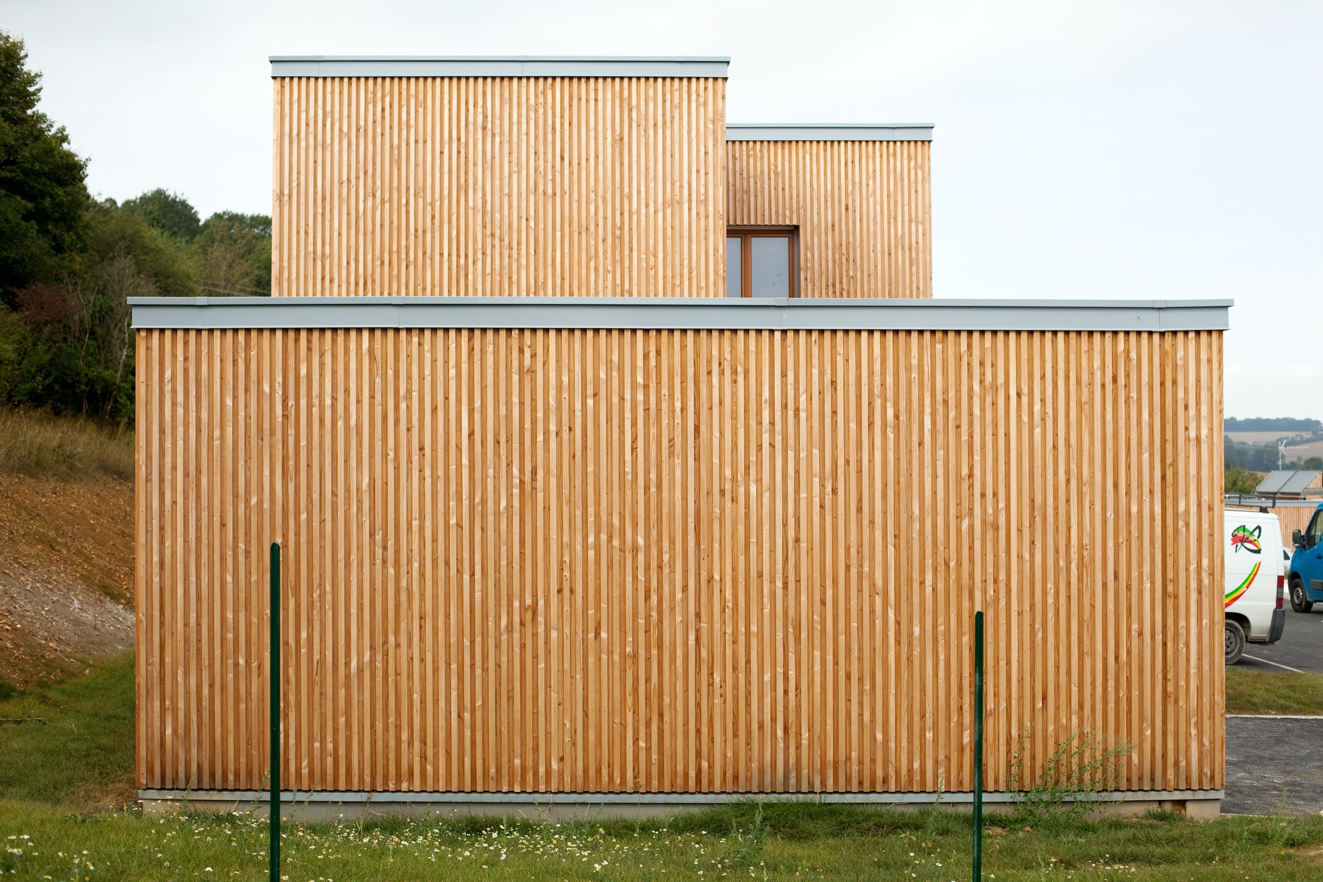 Maison en contenaire good get free high quality hd for Maison container yvelines
