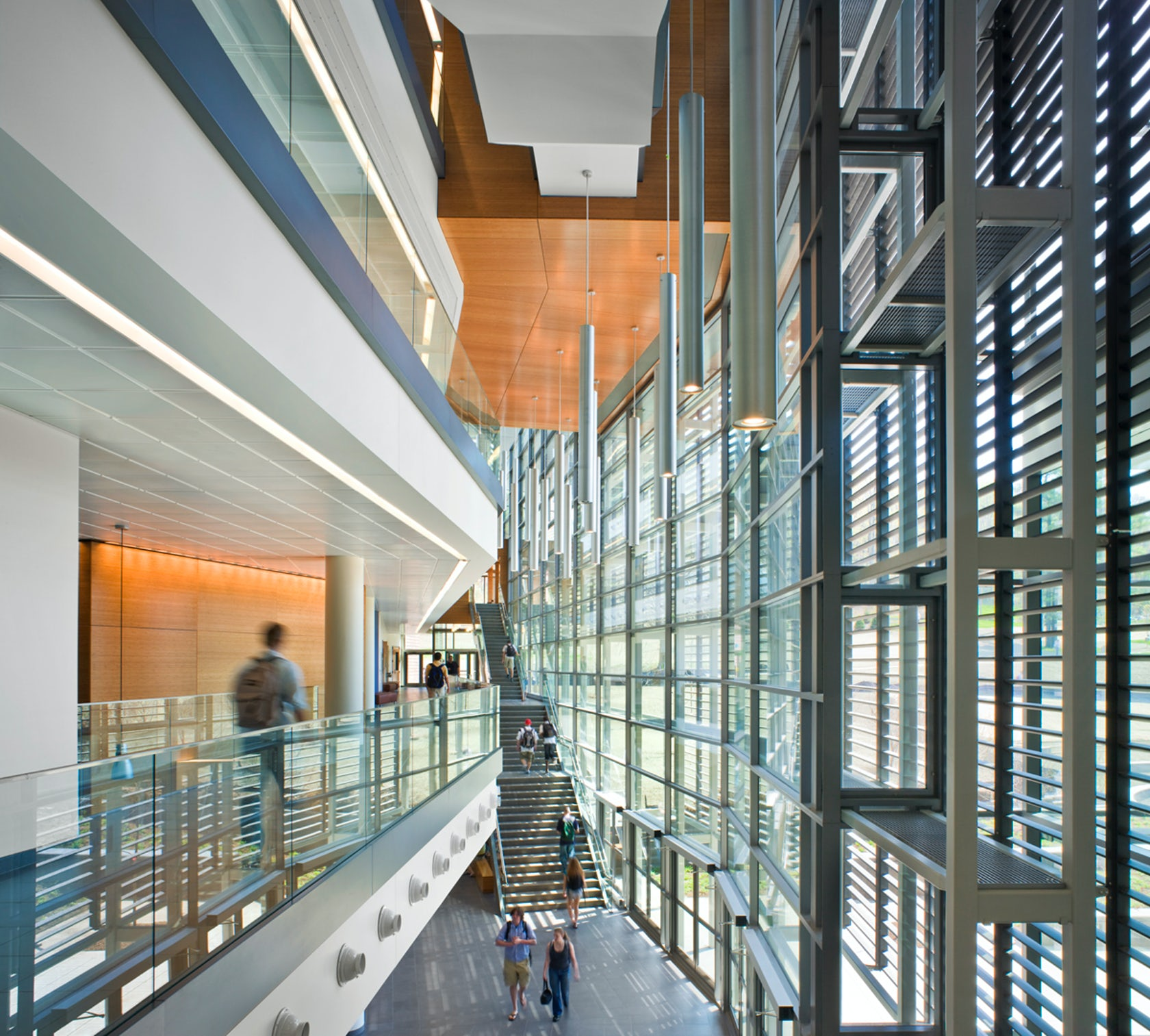 University Of Massachusetts Integrated Sciences Building Architizer
