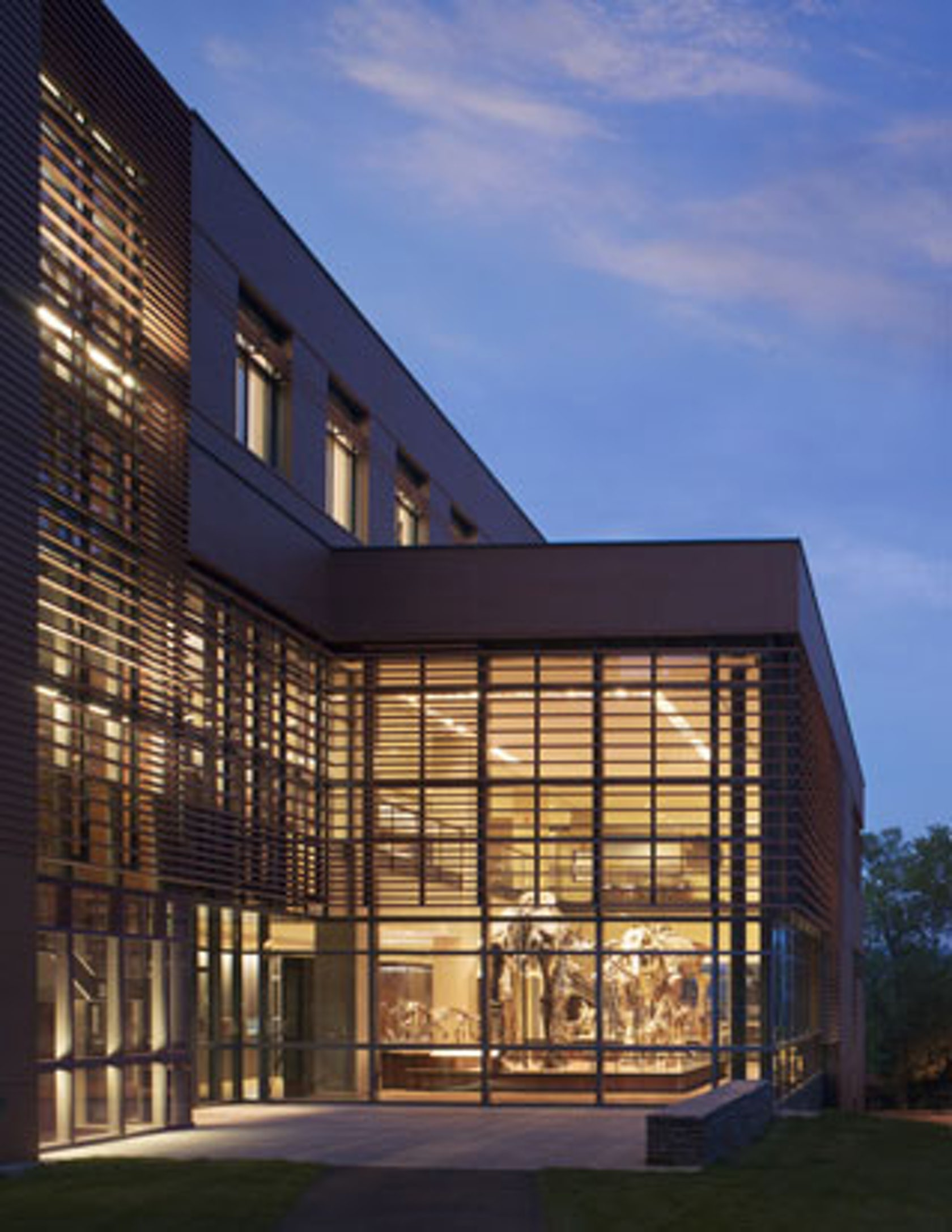 Payette architizer for College street motors amherst ma